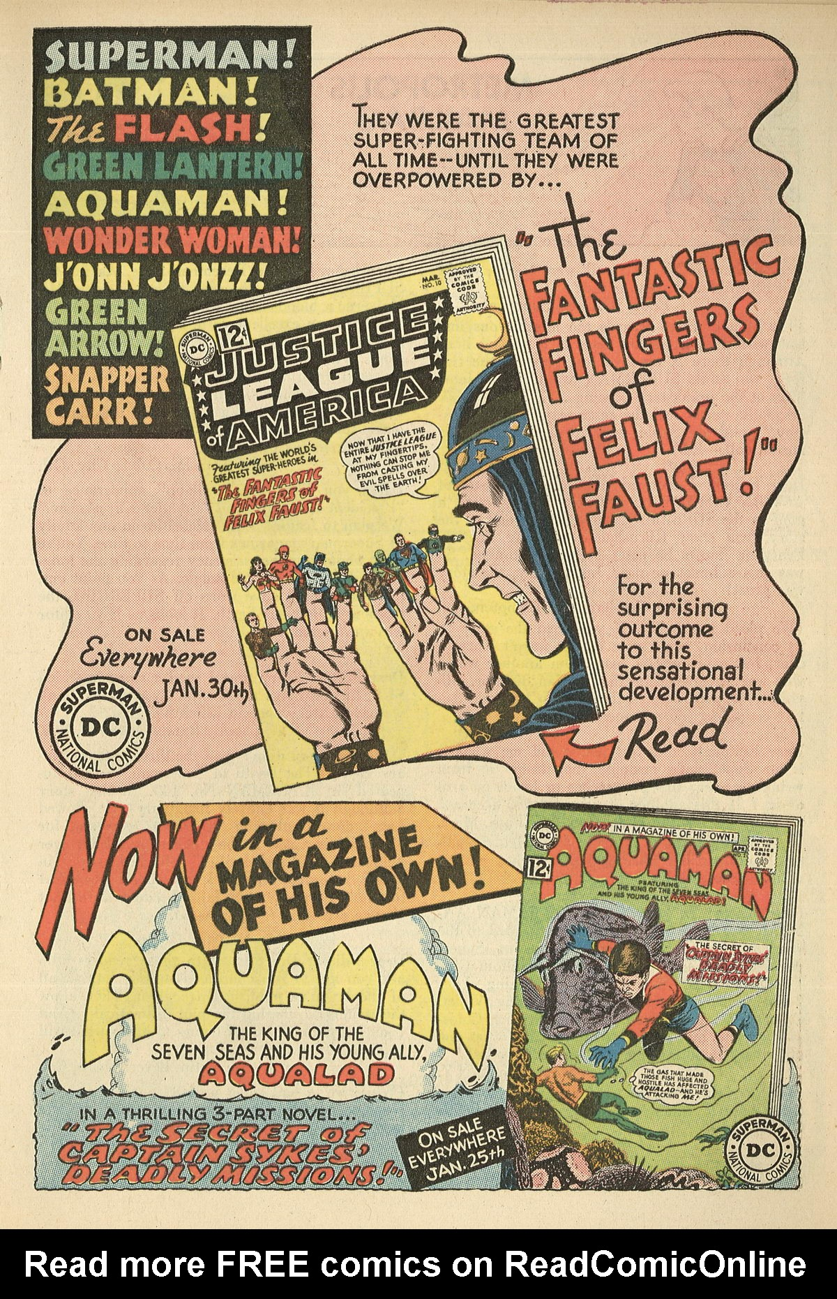 Read online Action Comics (1938) comic -  Issue #286 - 17