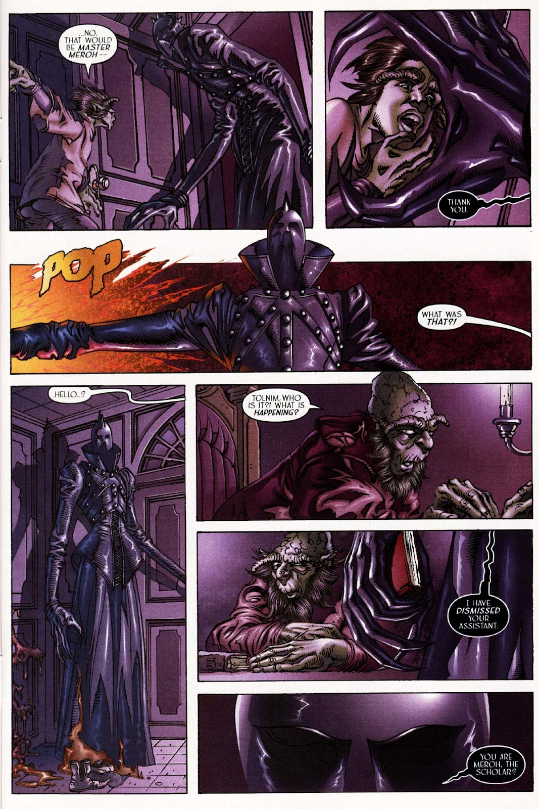 Read online Negation Lawbringer comic -  Issue # Full - 5