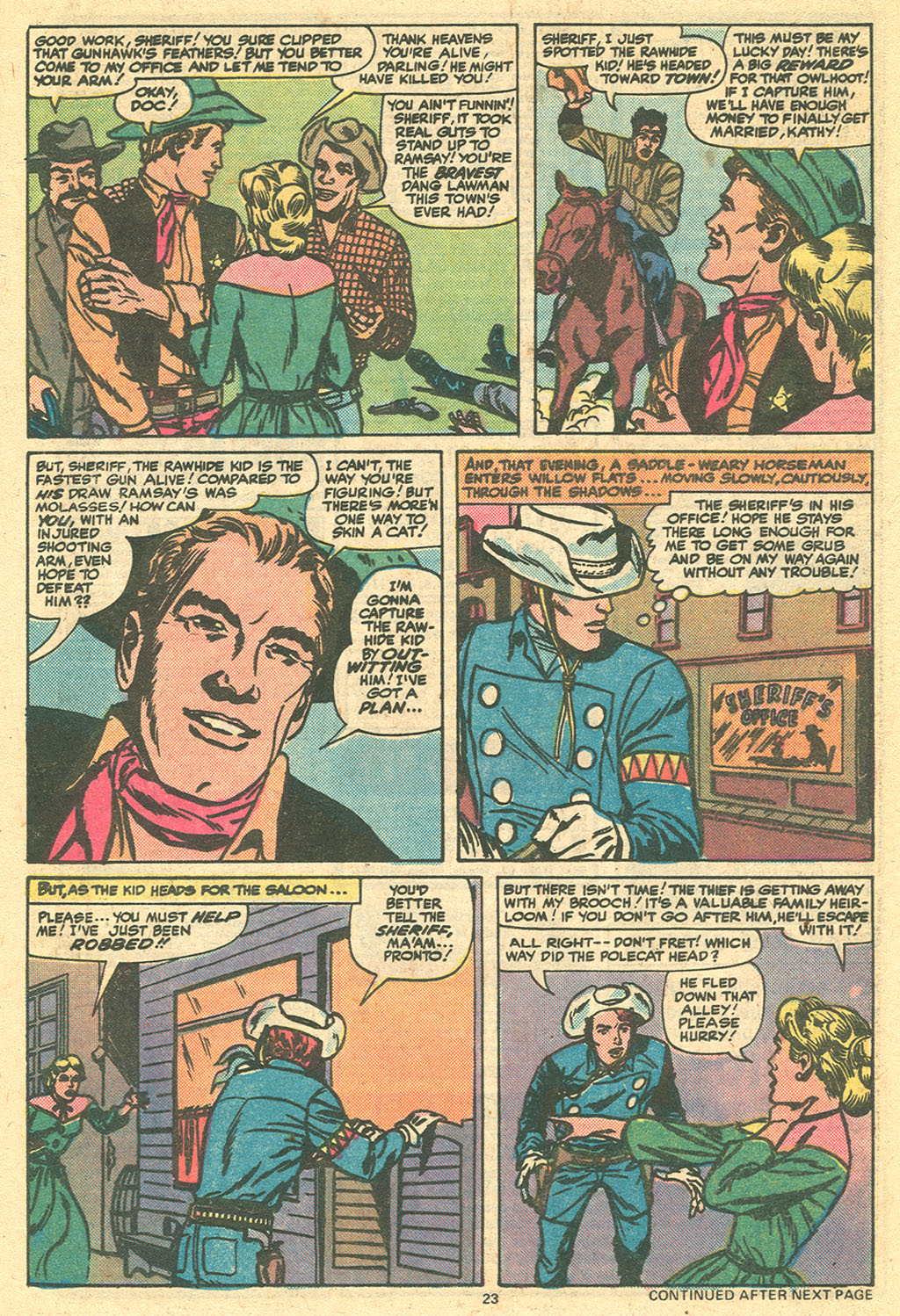 The Rawhide Kid (1955) issue 143 - Page 25