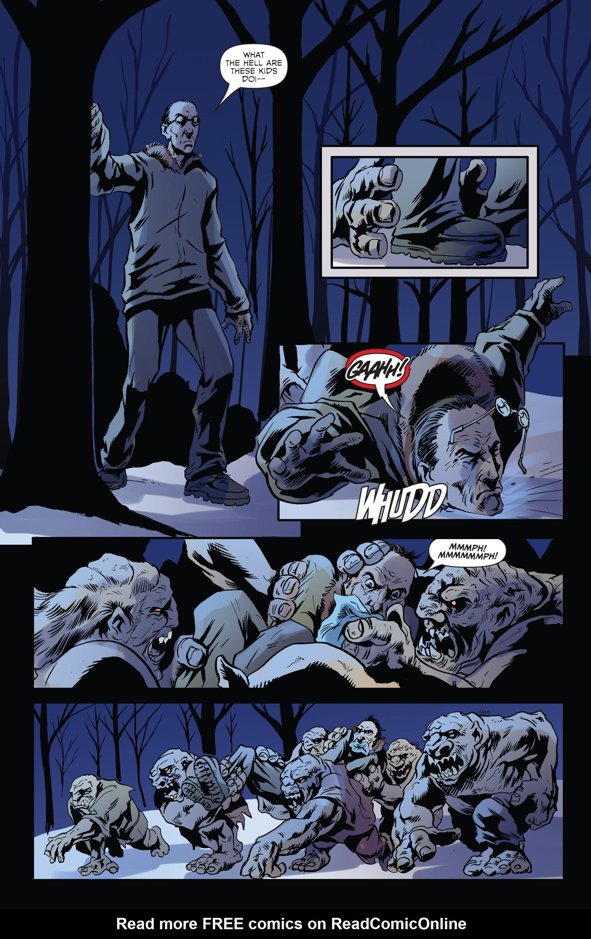 Read online Hoax Hunters (2012) comic -  Issue # TPB 2 - 23