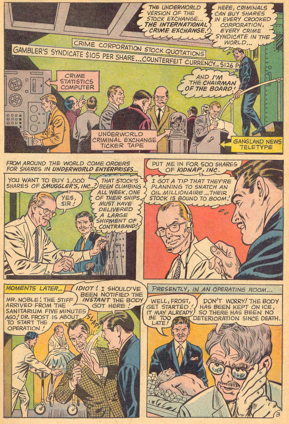 Read online Action Comics (1938) comic -  Issue #358 - 5
