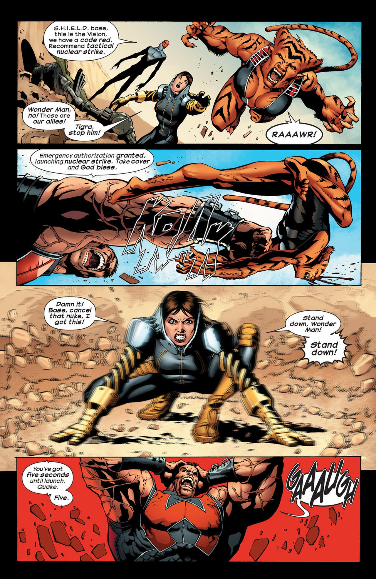Read online Ultimate Comics Ultimates comic -  Issue #22 - 7