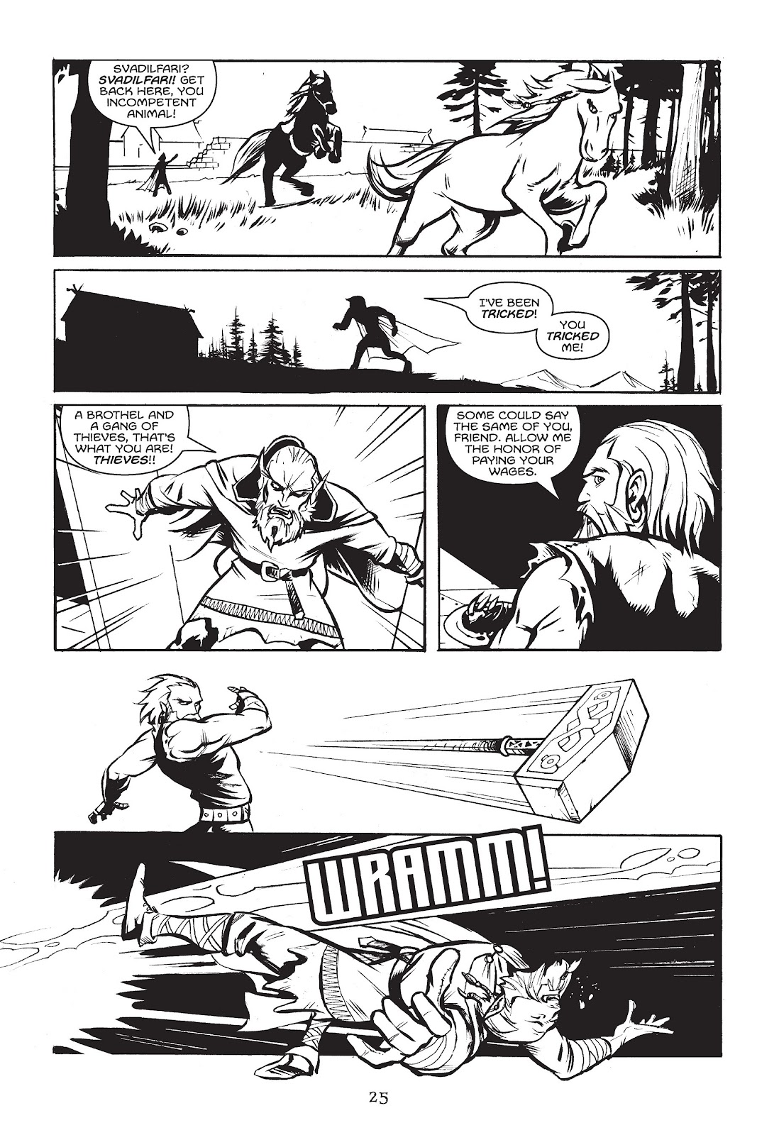 Read online Gods of Asgard comic -  Issue # TPB (Part 1) - 26