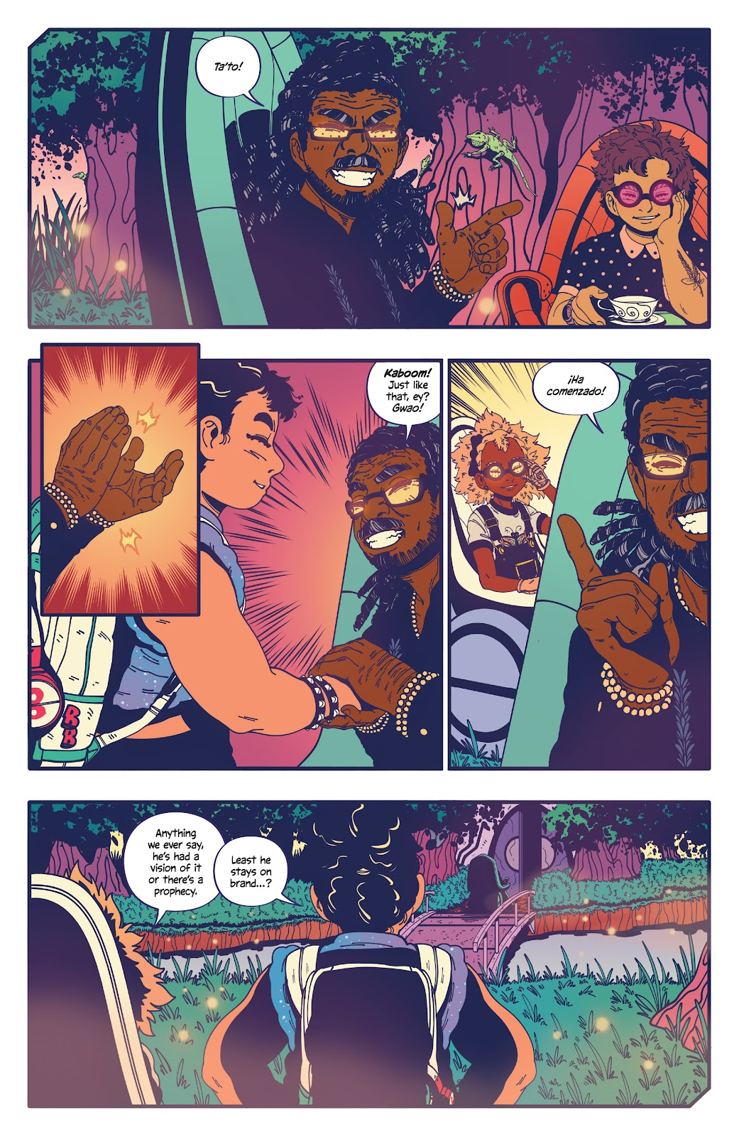 Read online b.b. free comic -  Issue #2 - 16