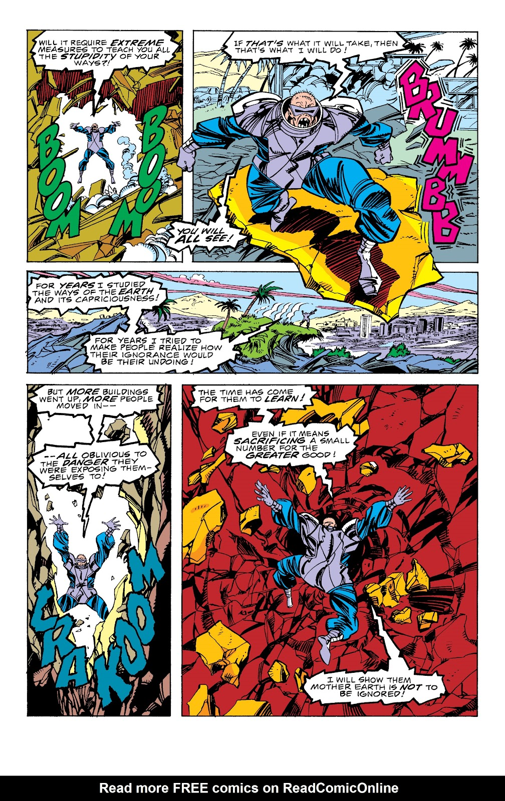 Avengers West Coast (1989) issue 58 - Page 4