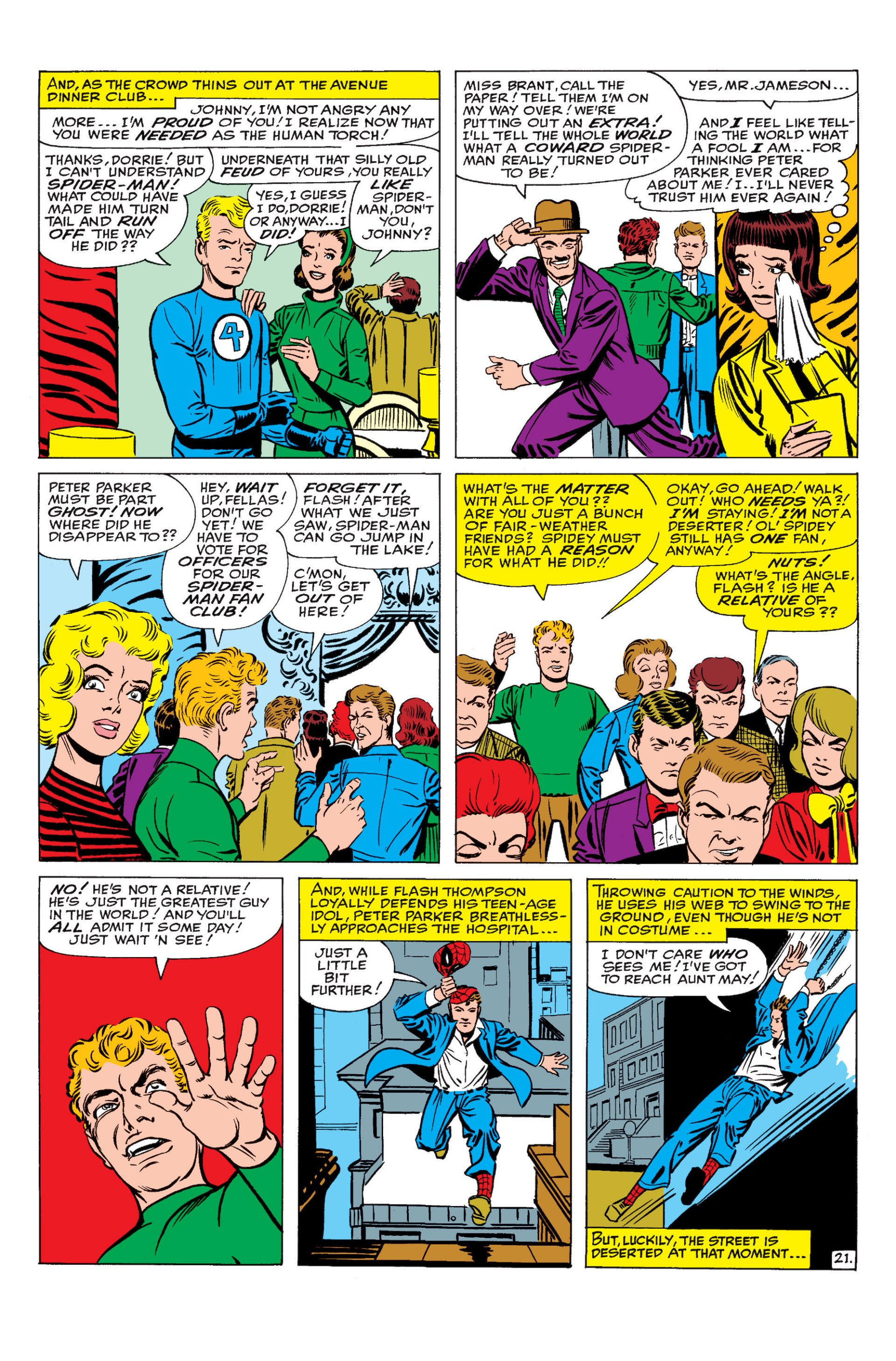 The Amazing Spider-Man (1963) 17 Page 21