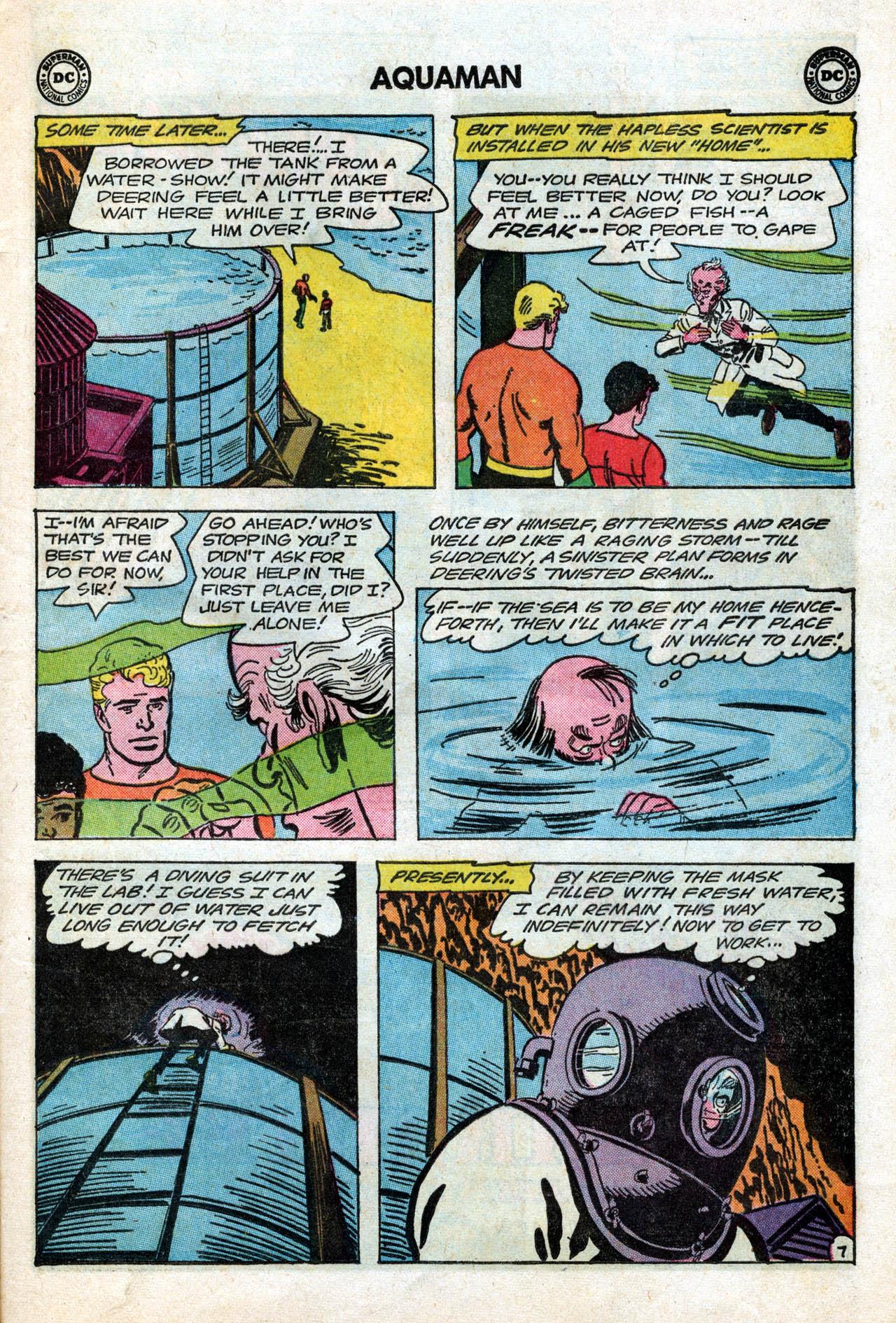 Read online Aquaman (1962) comic -  Issue #15 - 9