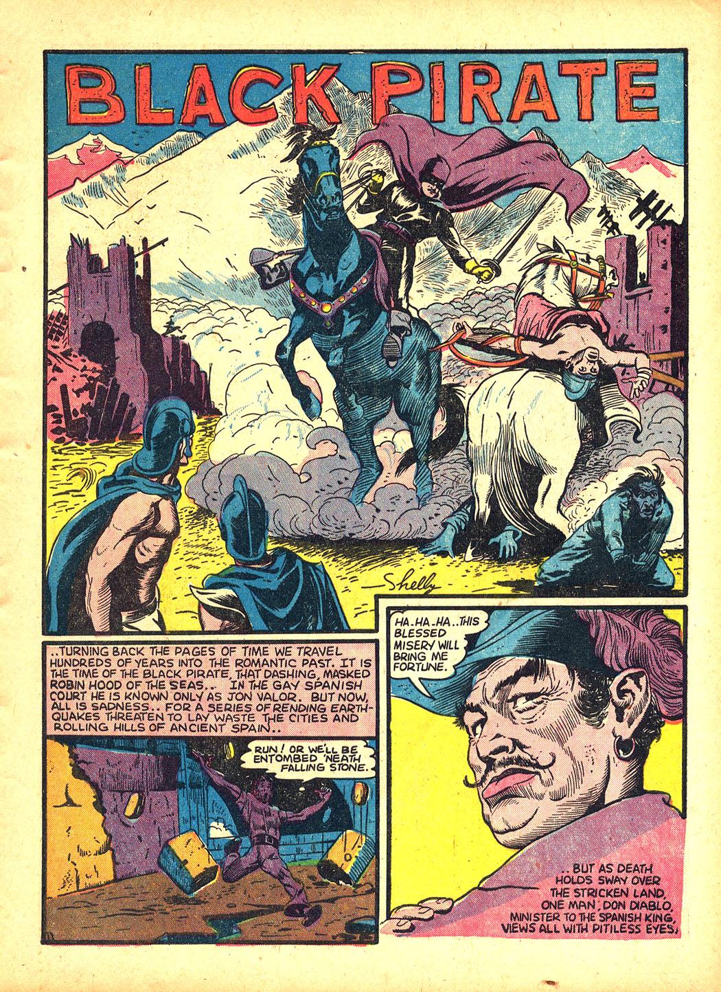 Read online Sensation (Mystery) Comics comic -  Issue #5 - 17