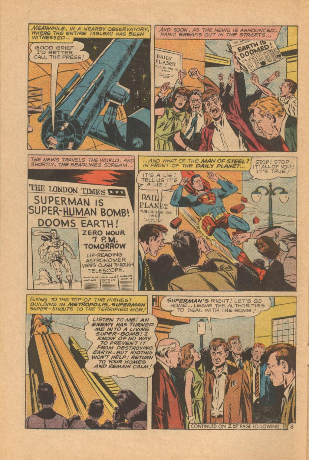 Read online Action Comics (1938) comic -  Issue #342 - 10