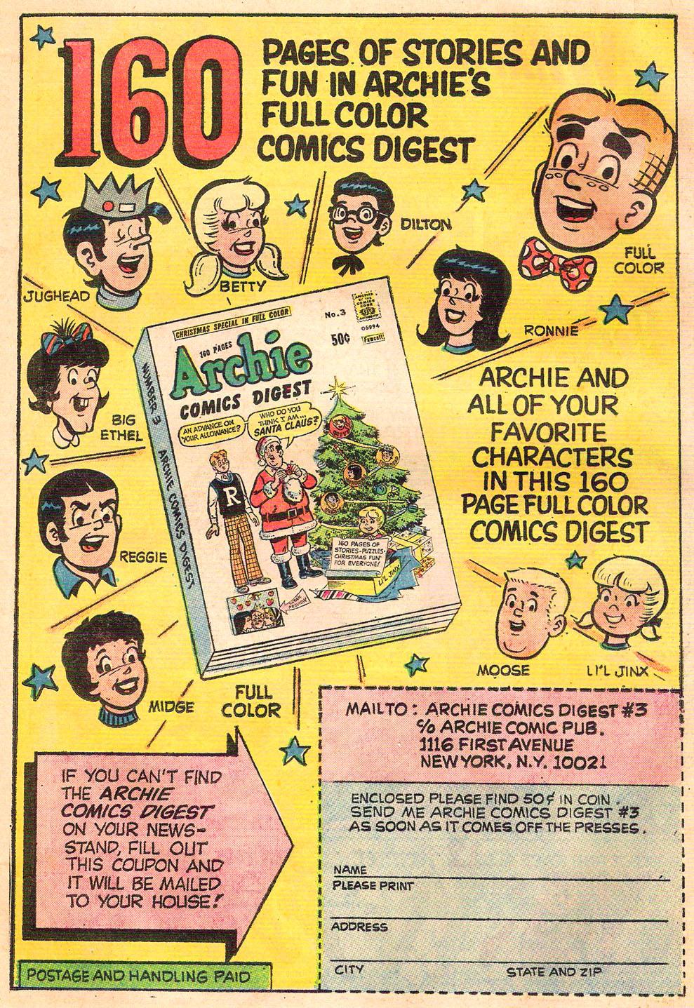 Read online She's Josie comic -  Issue #73 - 11