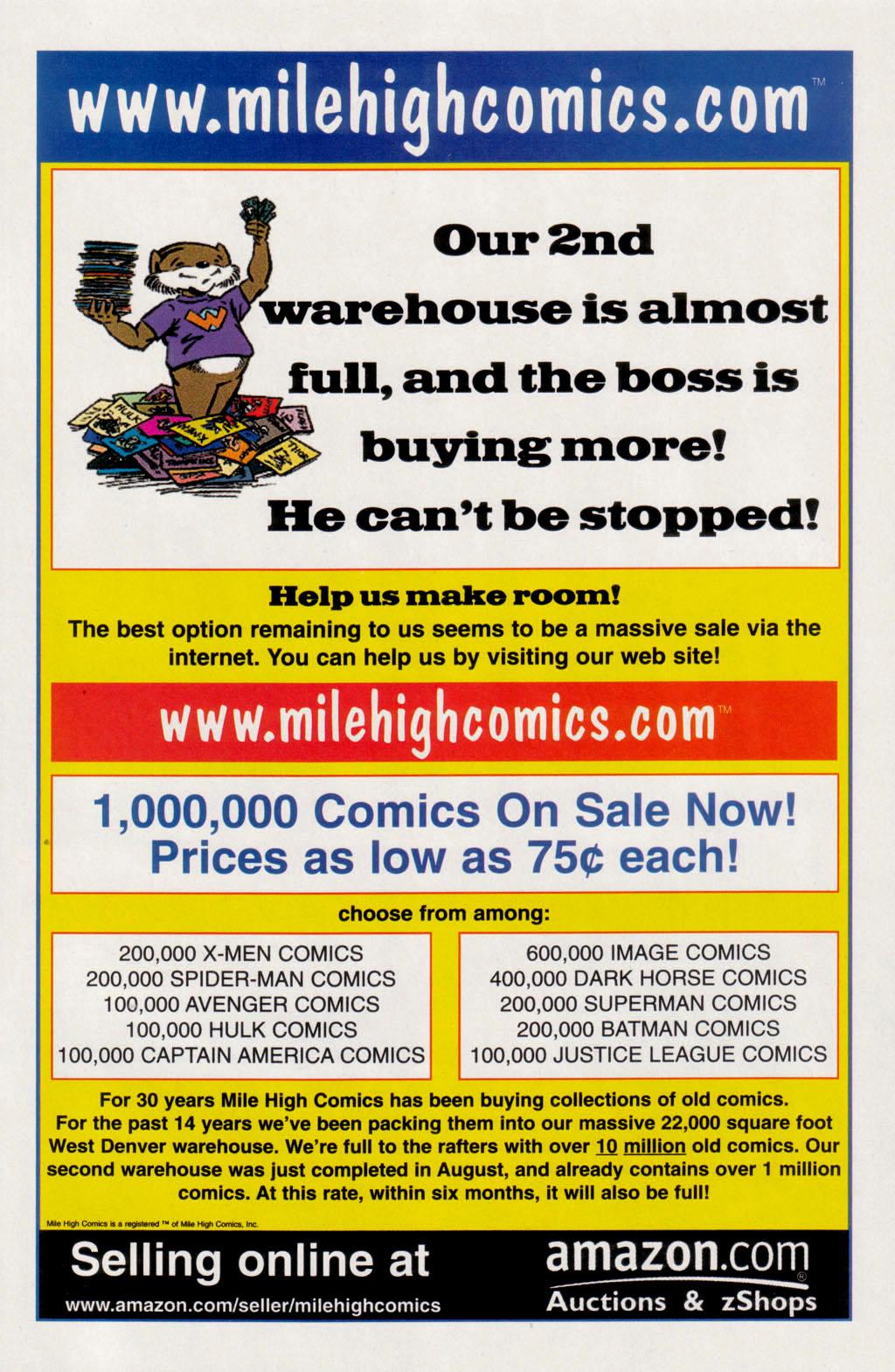 Read online Sentry/X-Men comic -  Issue # Full - 20