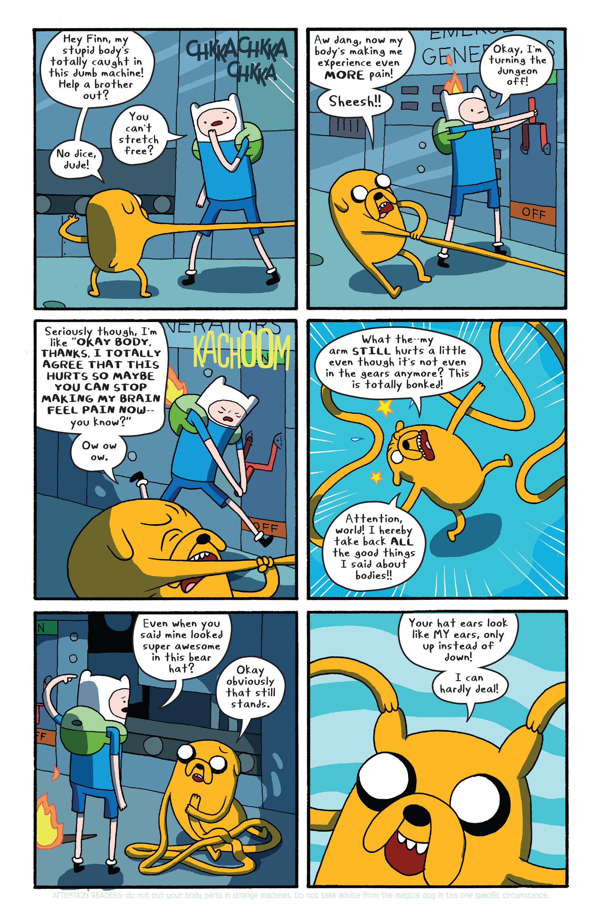 Read online Adventure Time comic -  Issue #26 - 12