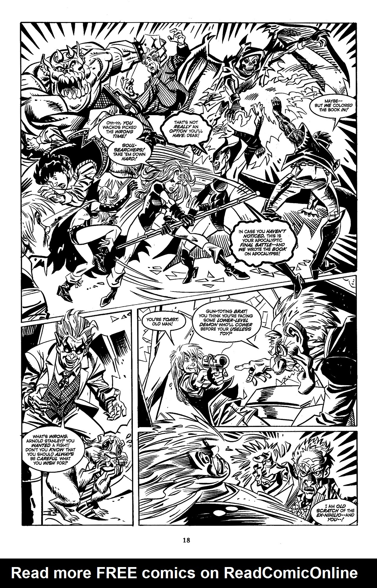 Soulsearchers and Company issue 82 - Page 20