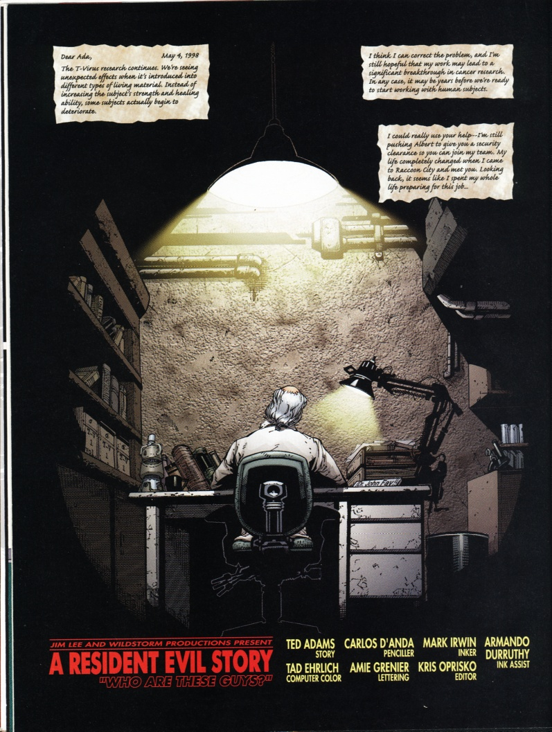 Resident Evil (1998) Issue #1 #1 - English 8