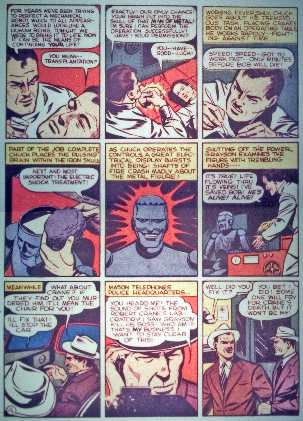 Star Spangled Comics (1941) issue 7 - Page 35