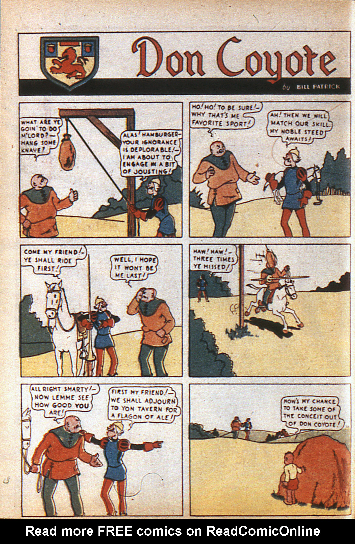 Read online Adventure Comics (1938) comic -  Issue #6 - 7