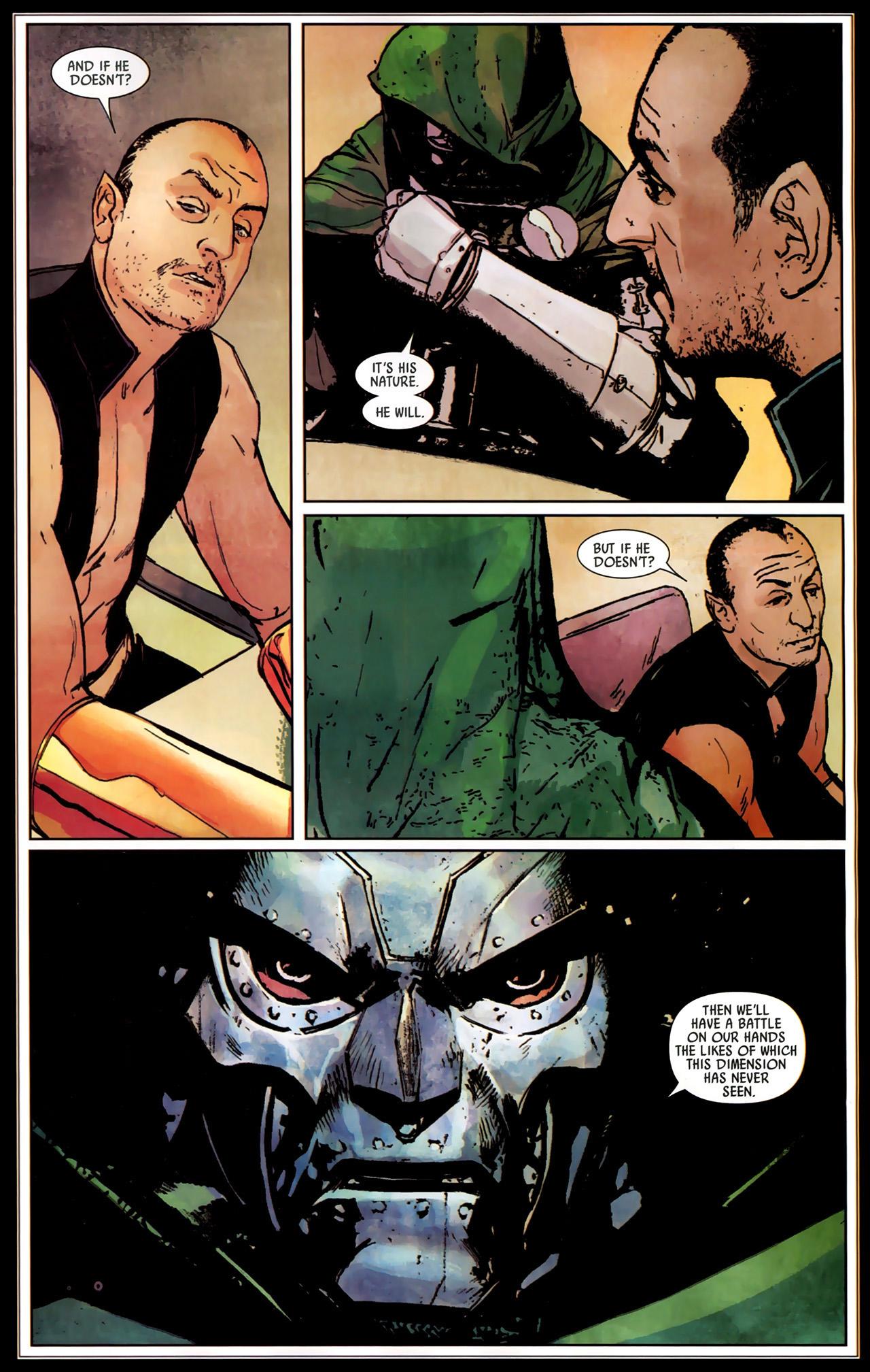 Read online Secret Invasion: Dark Reign comic -  Issue # Full - 22