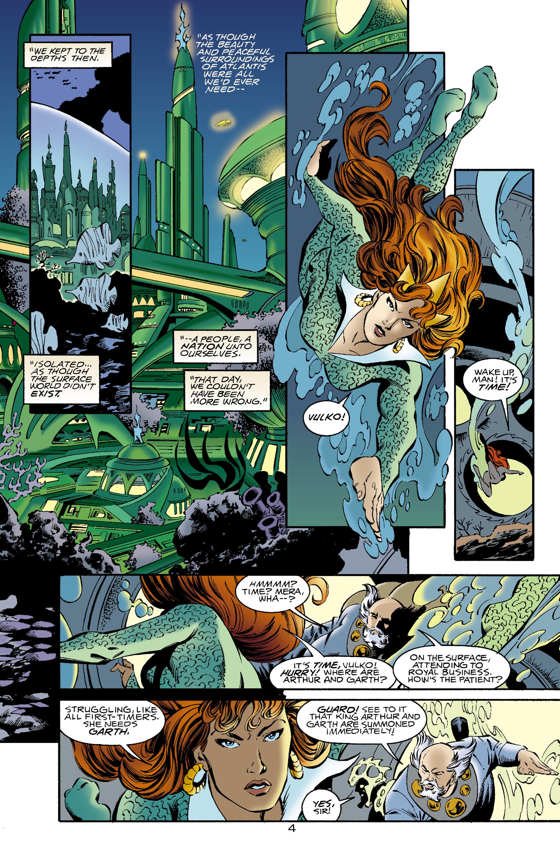 Read online Aquaman (1994) comic -  Issue #63 - 5