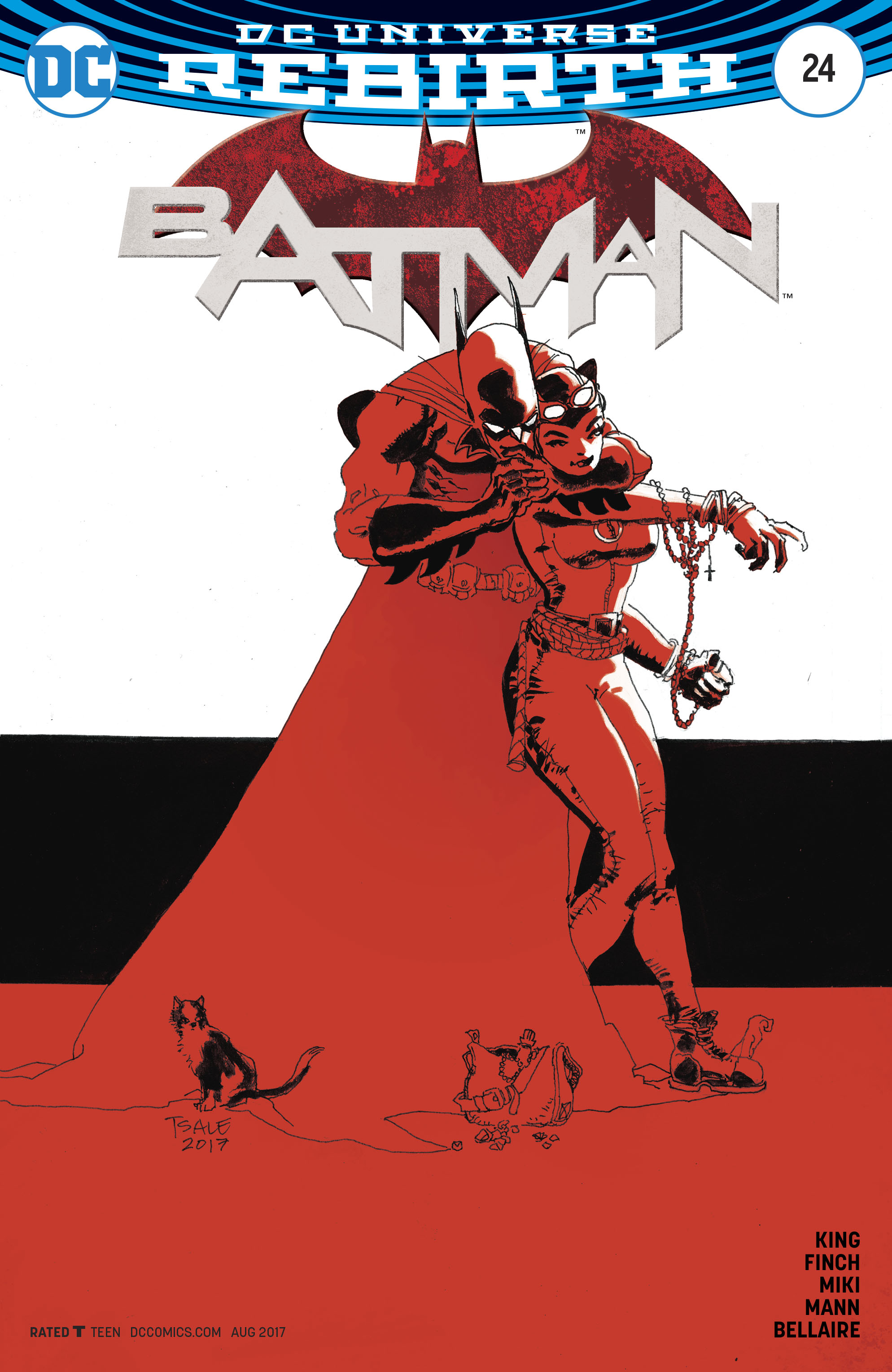 Read online Batman (2016) comic -  Issue #24 - 3