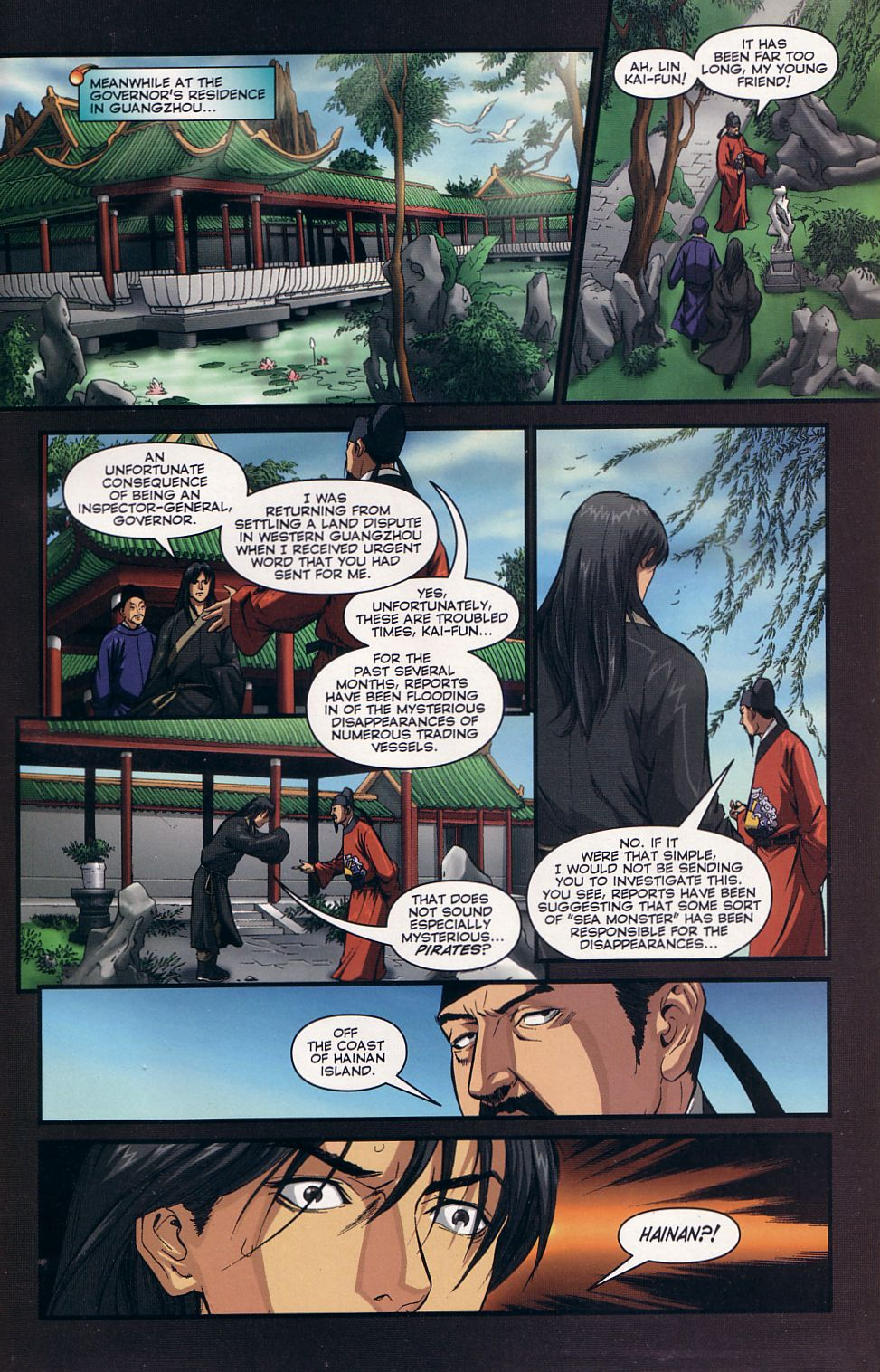 Read online Robotech: Love and War comic -  Issue #2 - 20