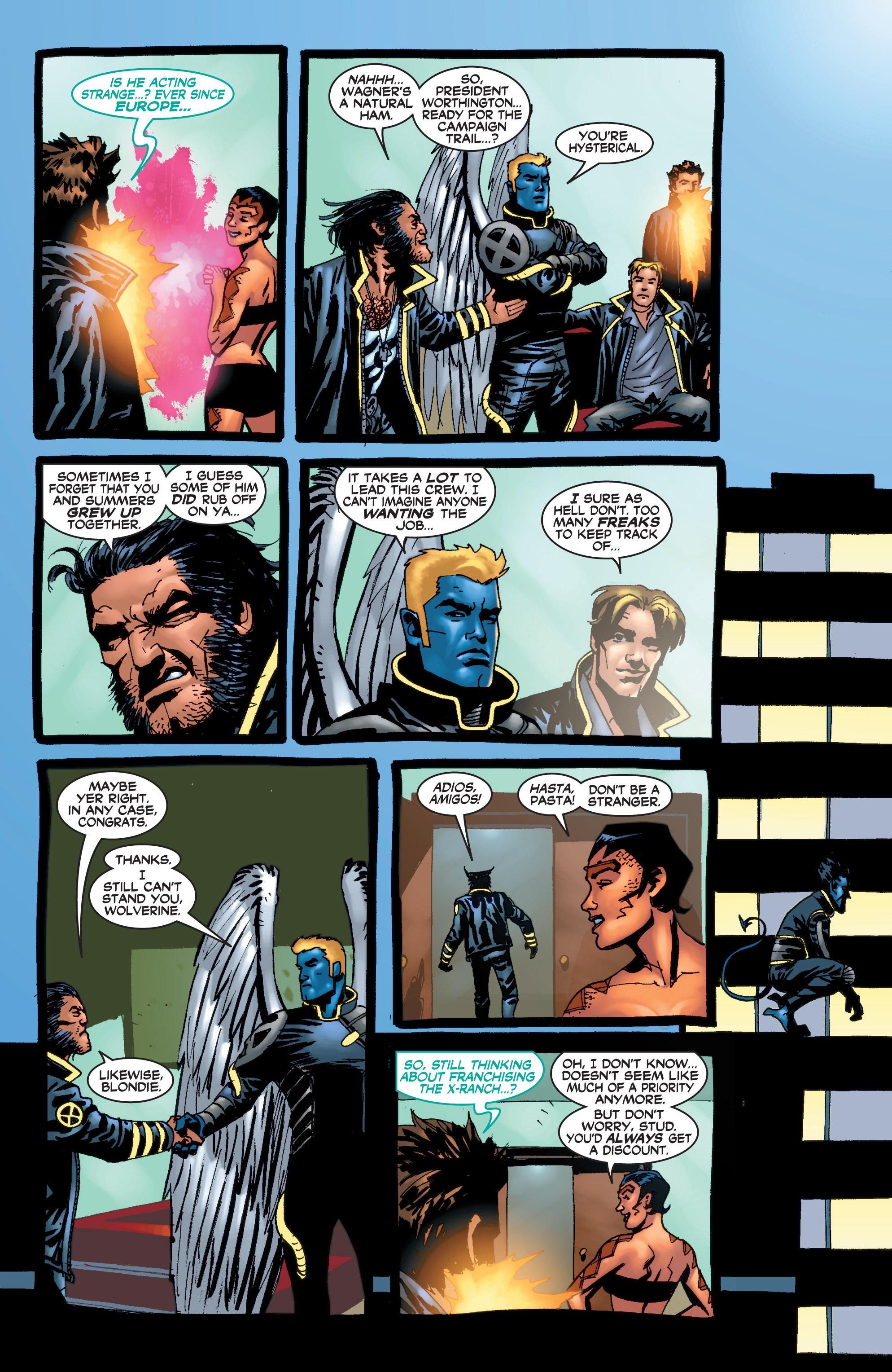 Read online Uncanny X-Men (1963) comic -  Issue #409 - 23