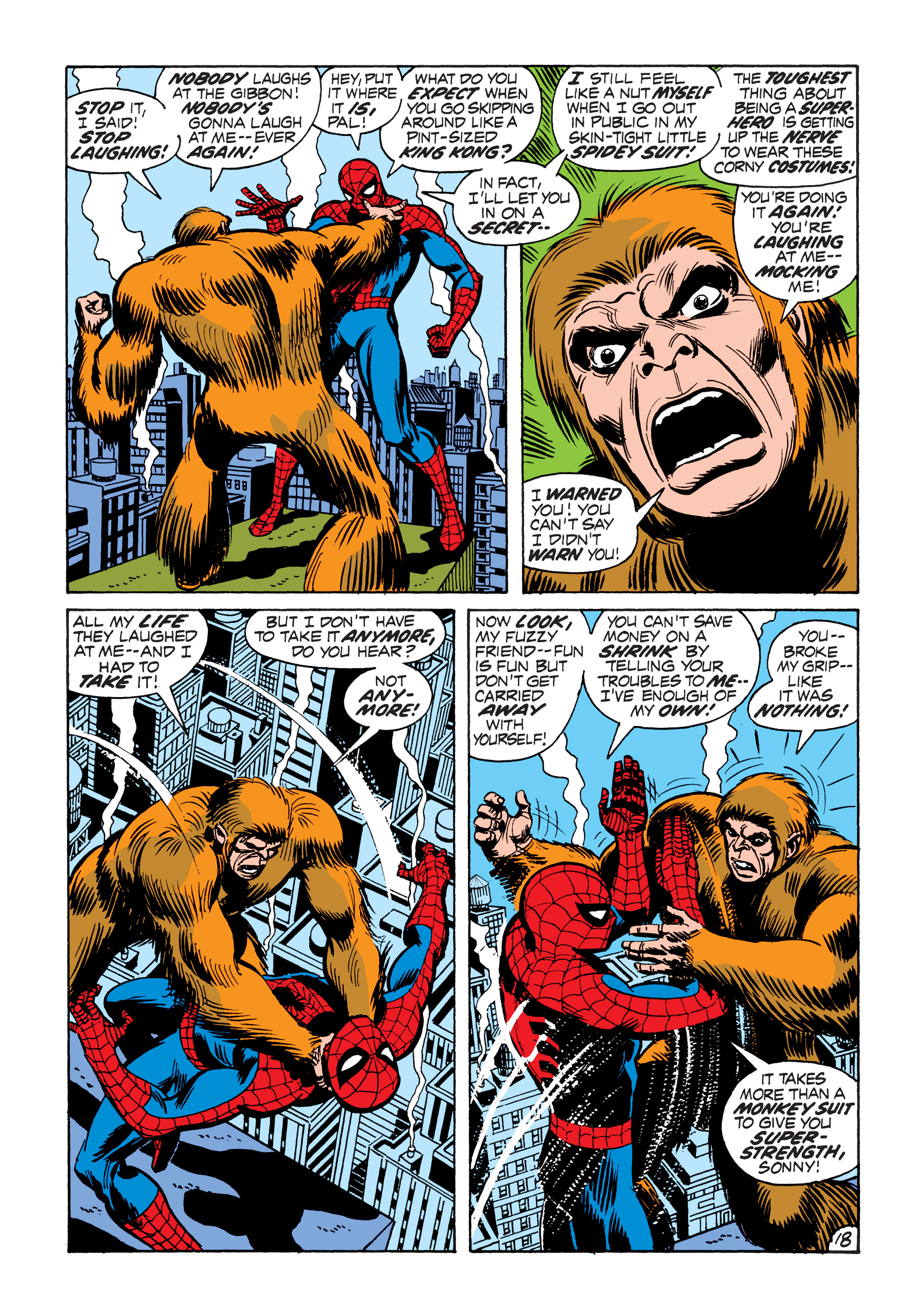 The Amazing Spider-Man (1963) 110 Page 18