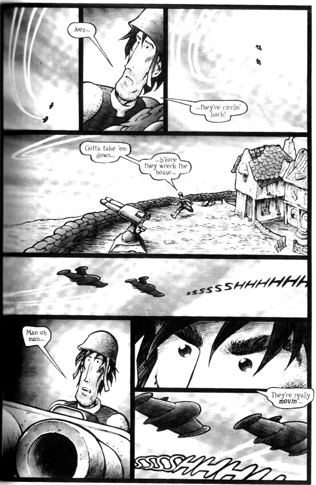 Read online Akiko comic -  Issue #Akiko _TPB 7 - 56