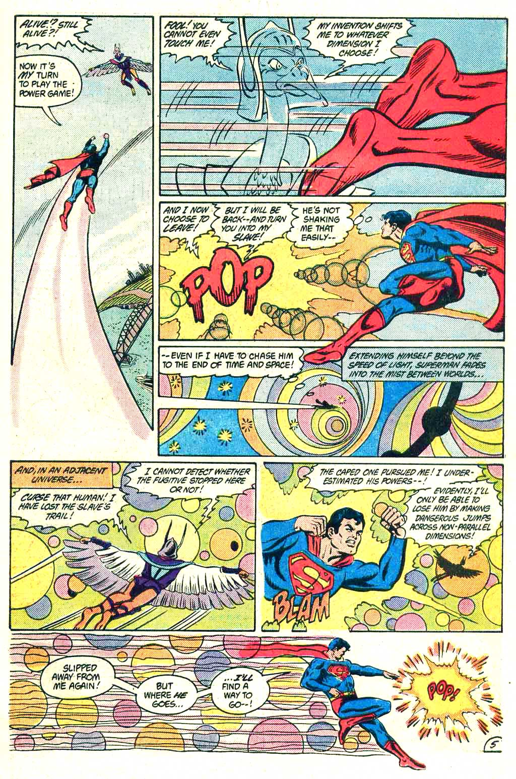 Read online Action Comics (1938) comic -  Issue #564 - 22