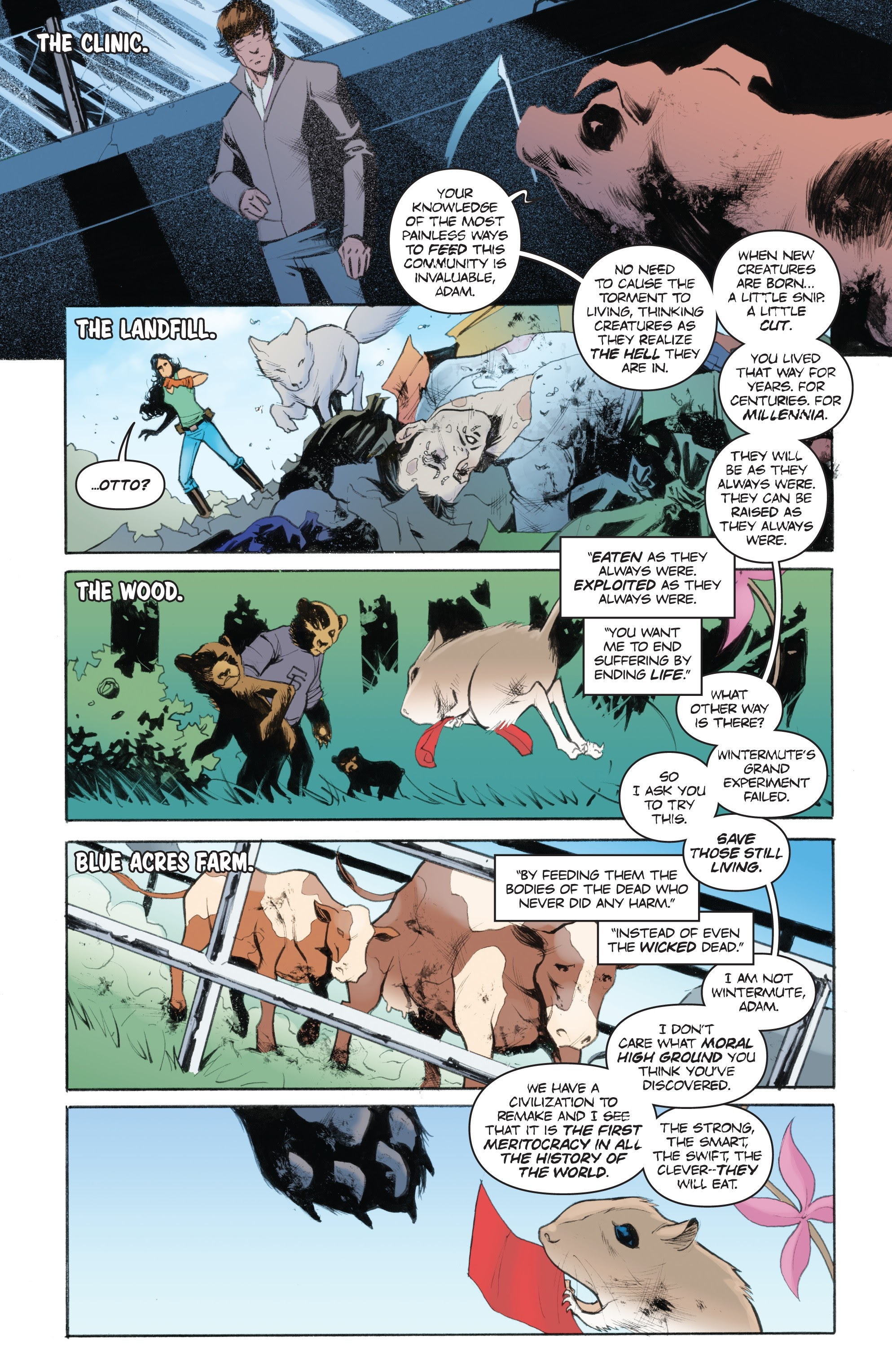 Animosity: Evolution #10 #10 - English 8