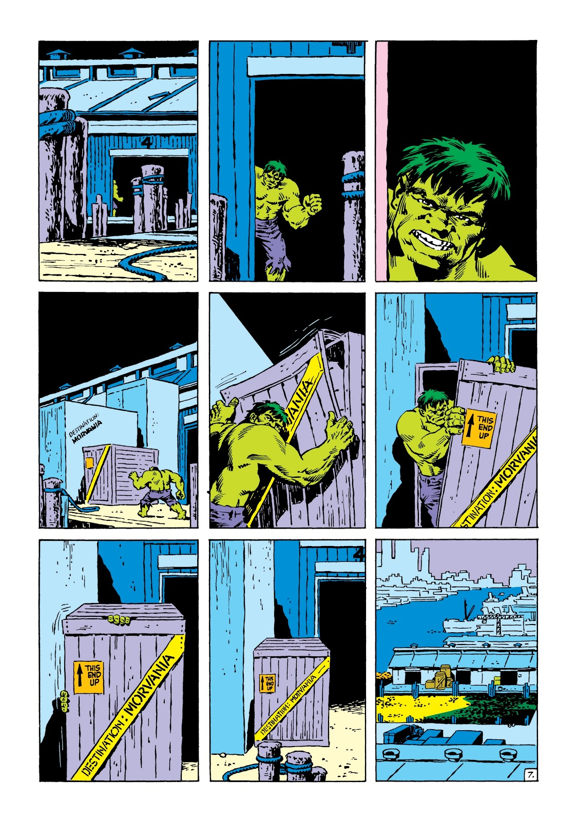 Read online Marvel Masterworks: The Incredible Hulk comic -  Issue # TPB 6 (Part 3) - 41