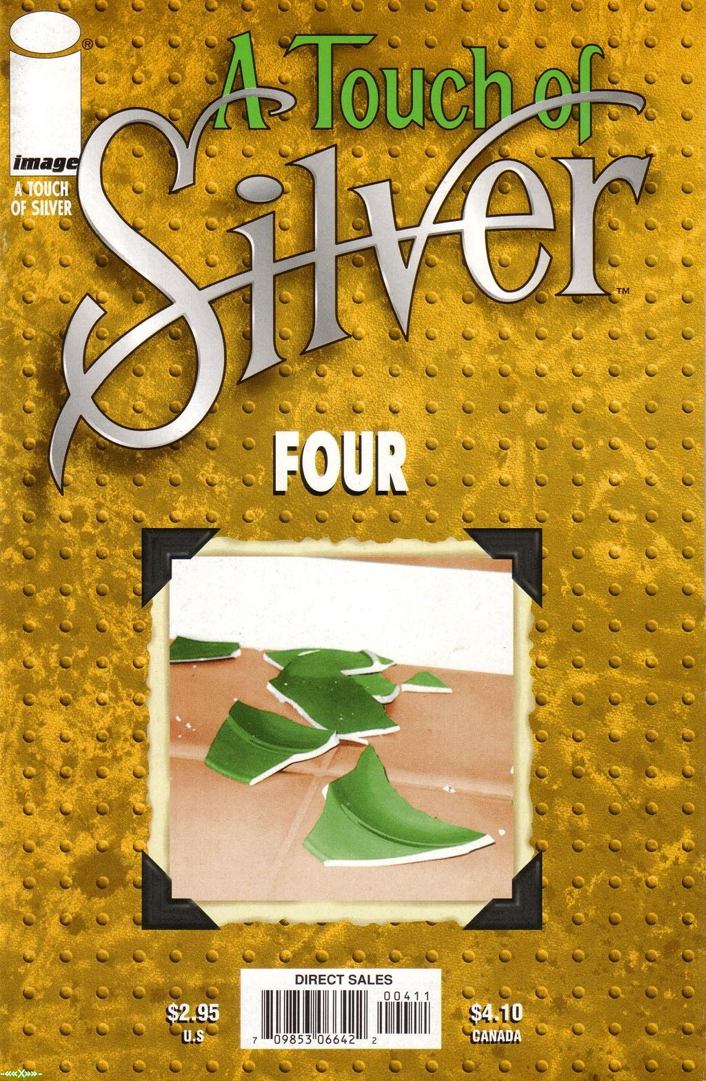 Read online A Touch of Silver comic -  Issue #4 - 1