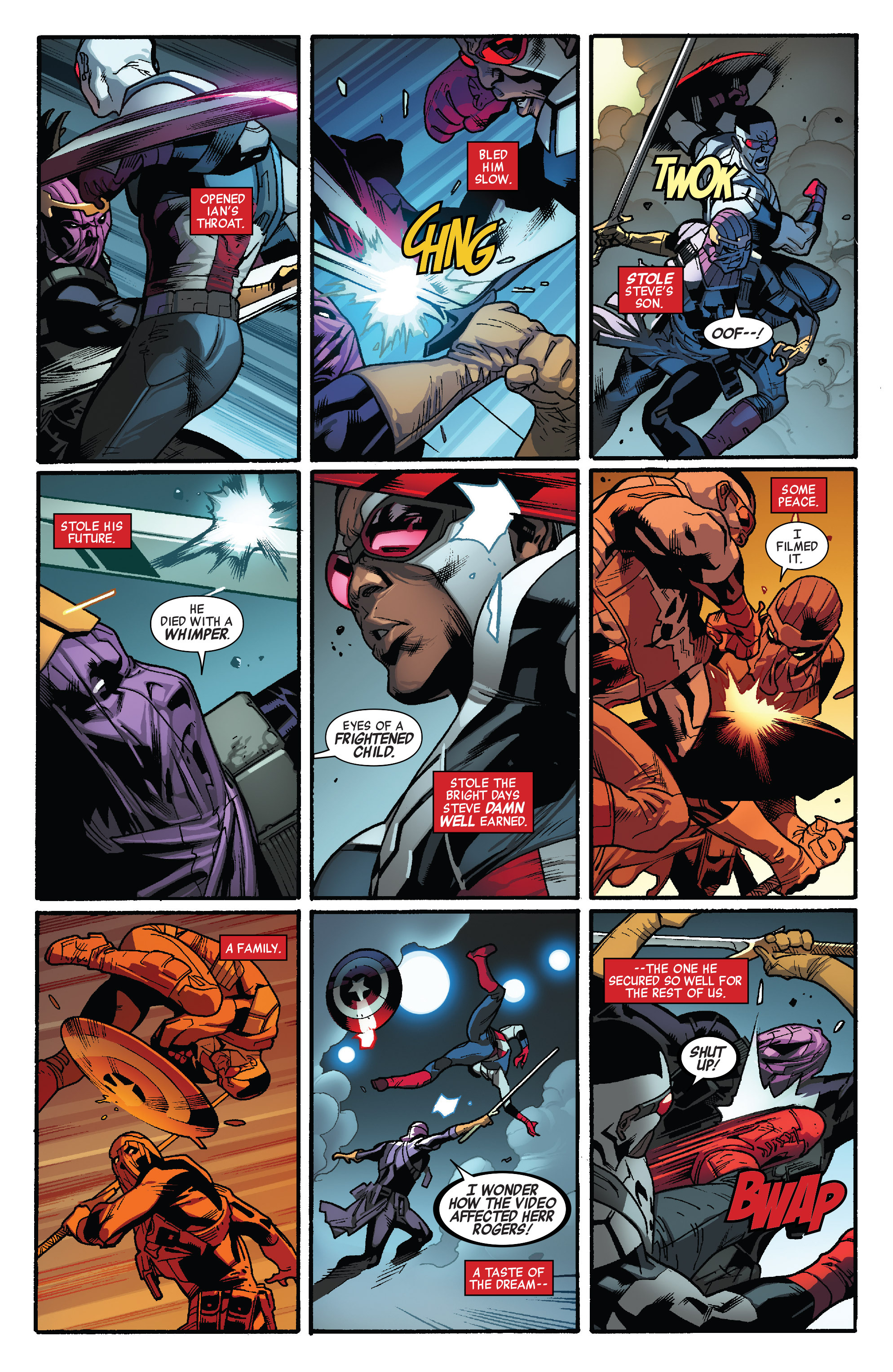 Read online All-New Captain America comic -  Issue #4 - 17