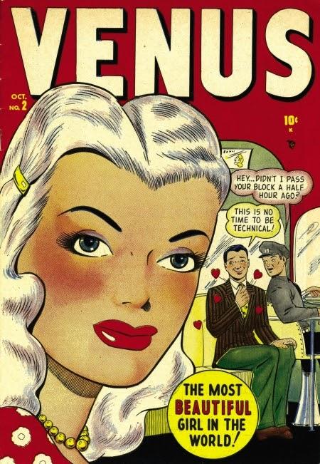 Venus (1948) issue 2 - Page 2