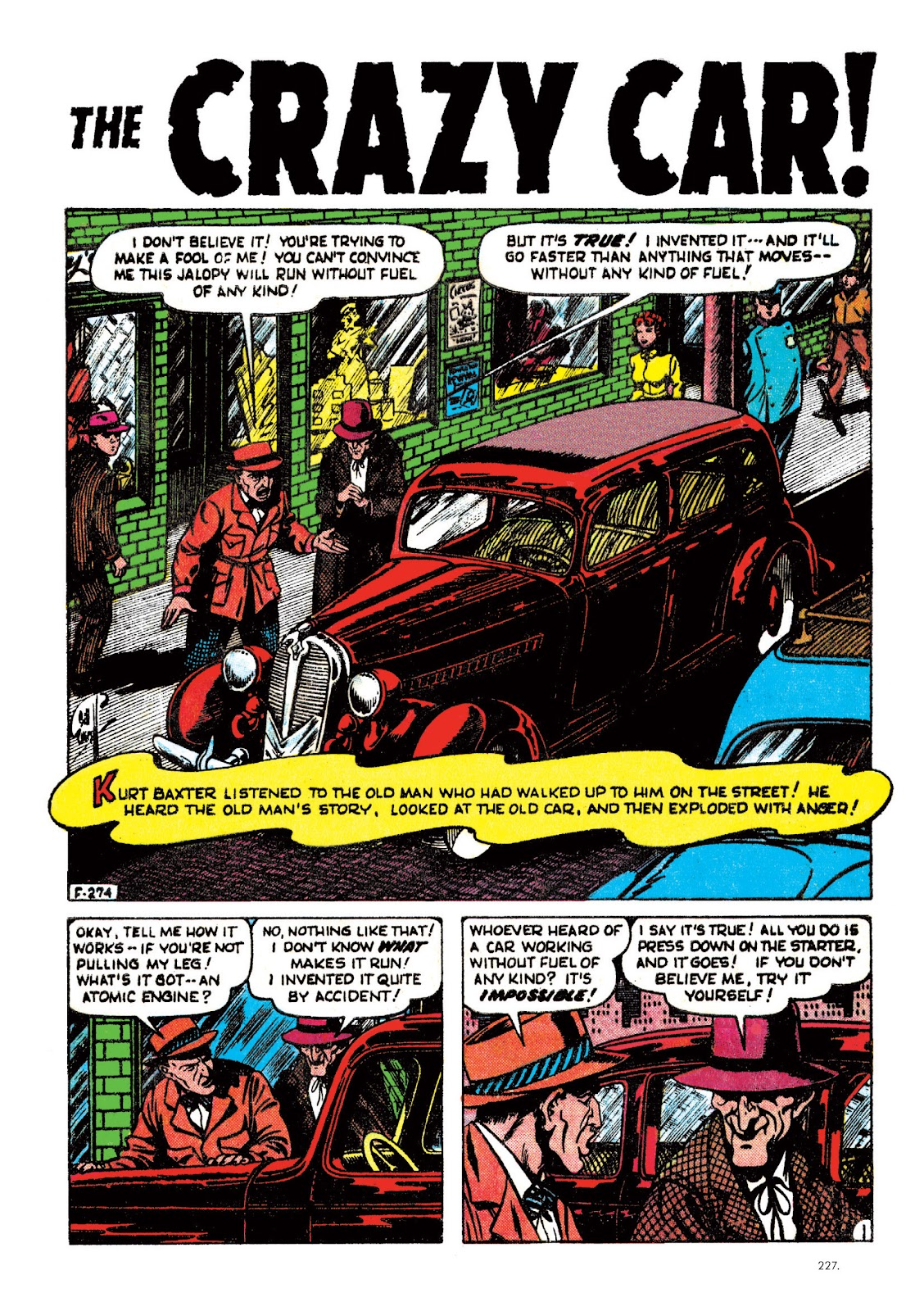 Read online The Bill Everett Archives comic -  Issue # TPB 2 (Part 3) - 25