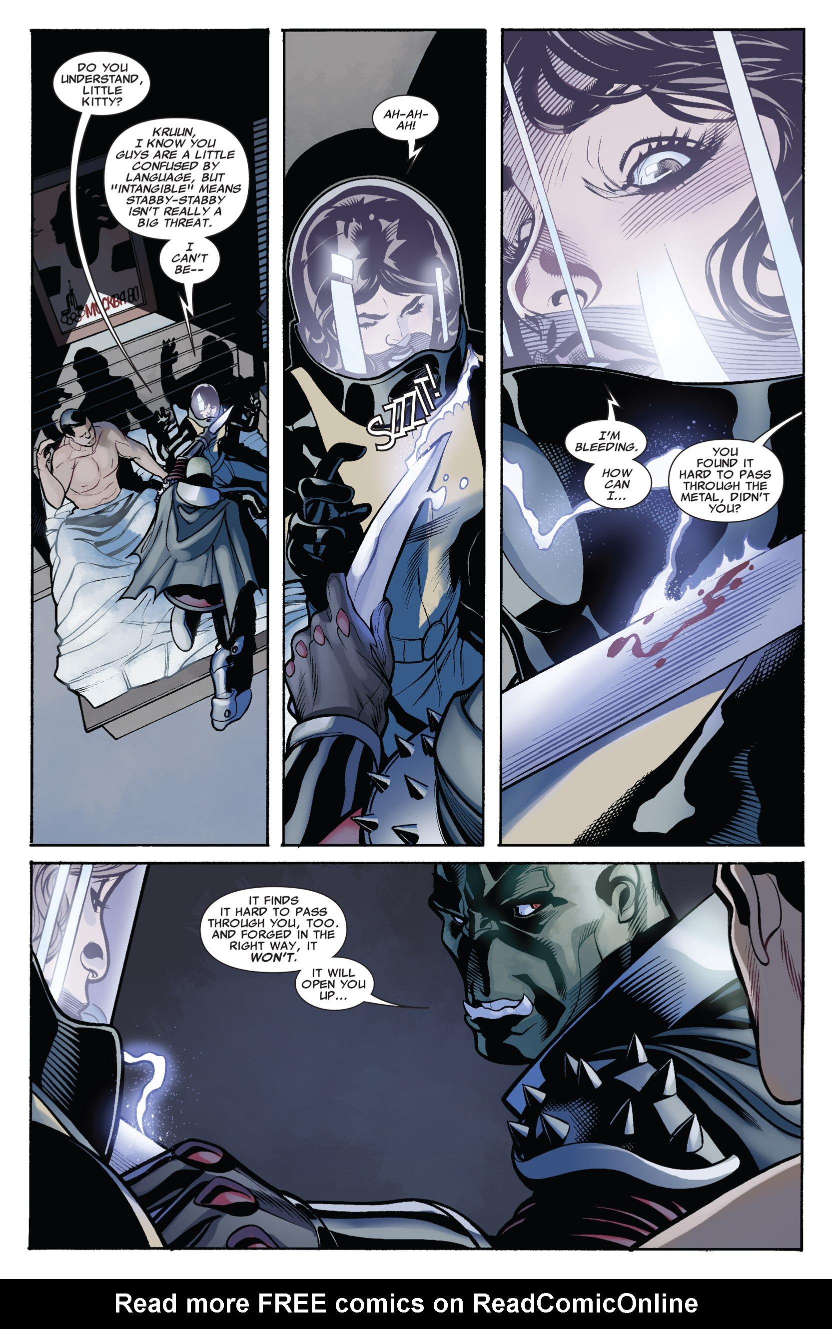 Read online Uncanny X-Men (1963) comic -  Issue #537 - 5