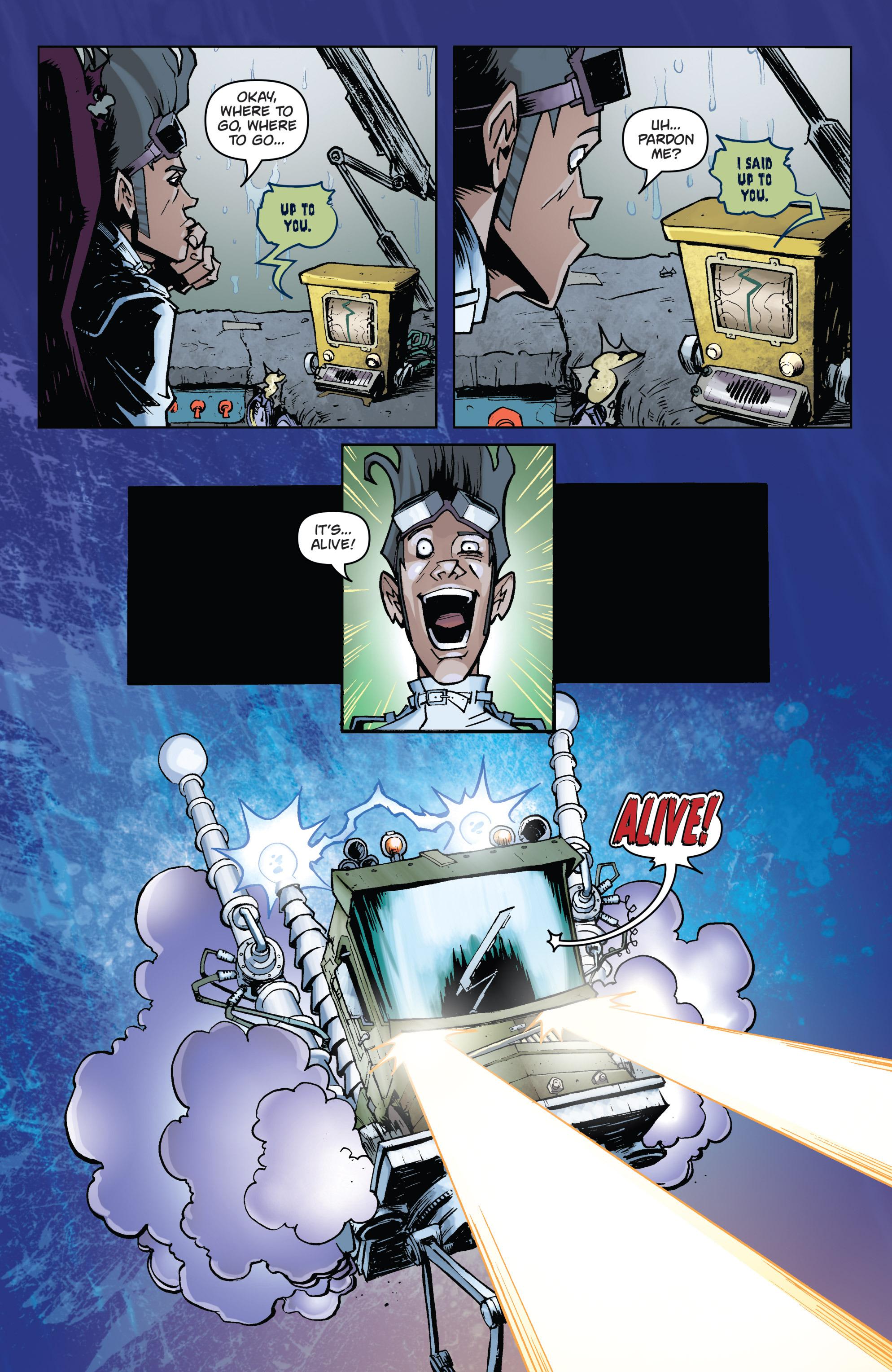Read online Monster Motors comic -  Issue # Full - 29