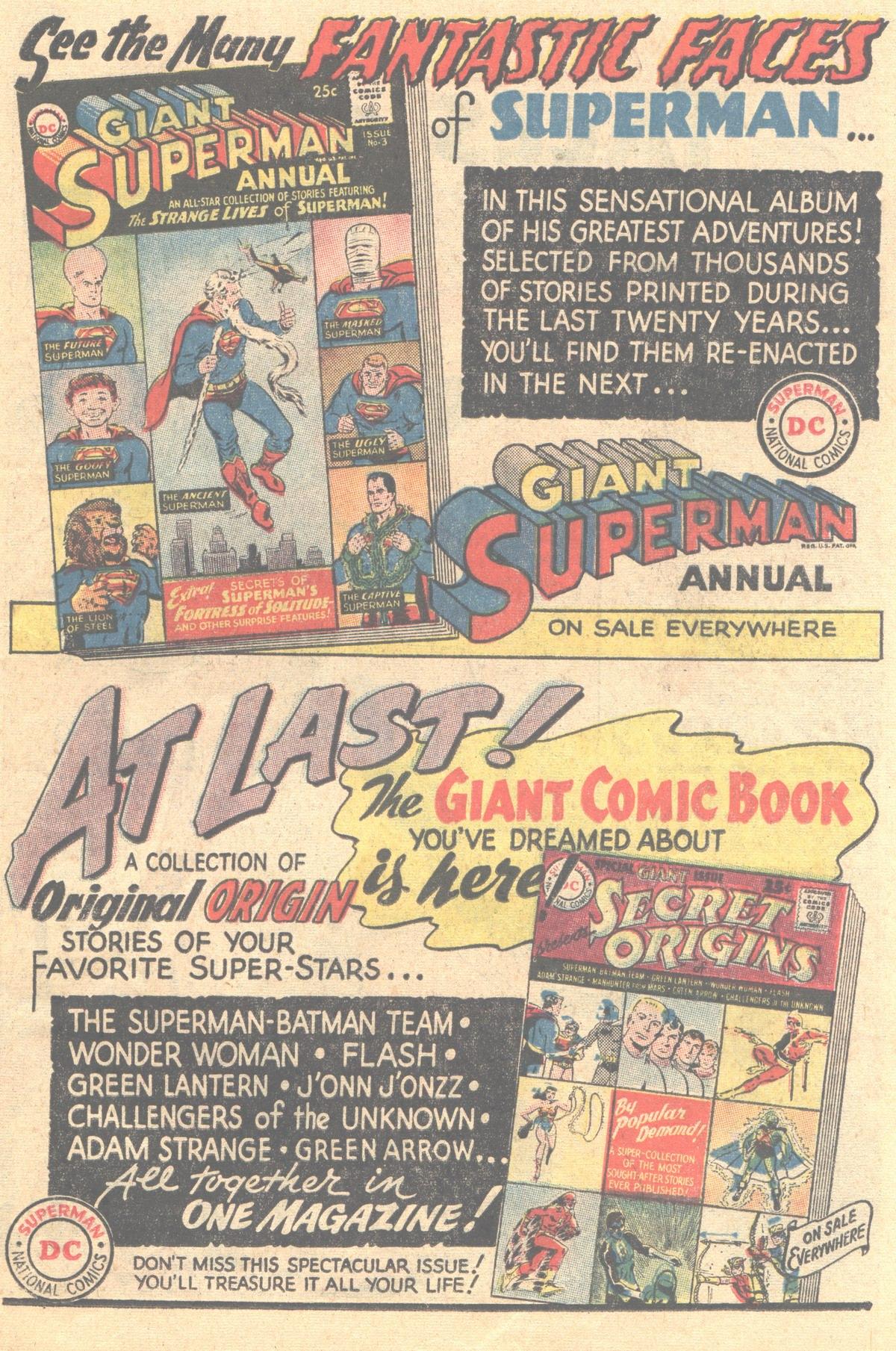Read online Adventure Comics (1938) comic -  Issue #288 - 19