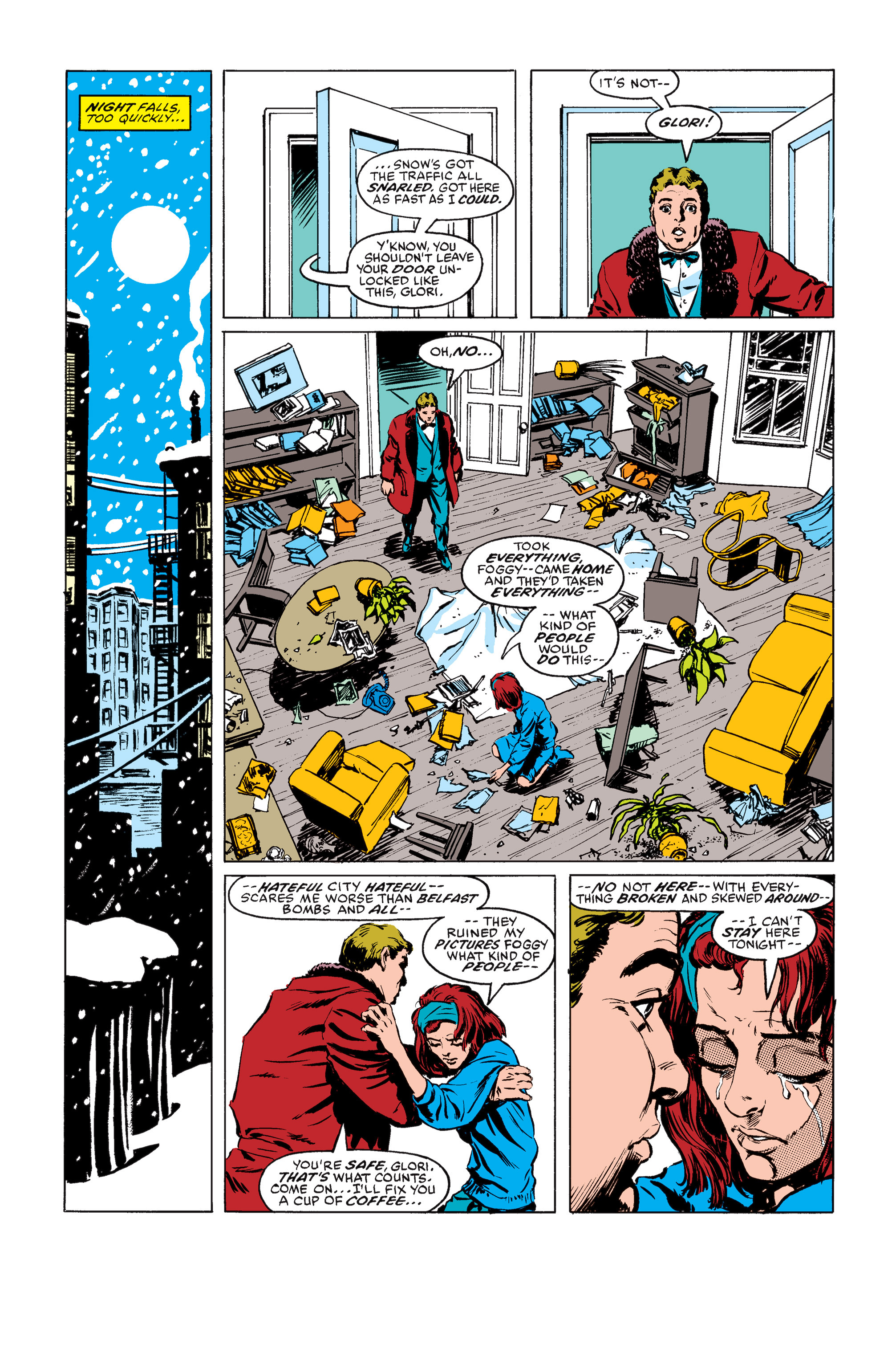 Read online Daredevil: Born Again comic -  Issue # Full - 37