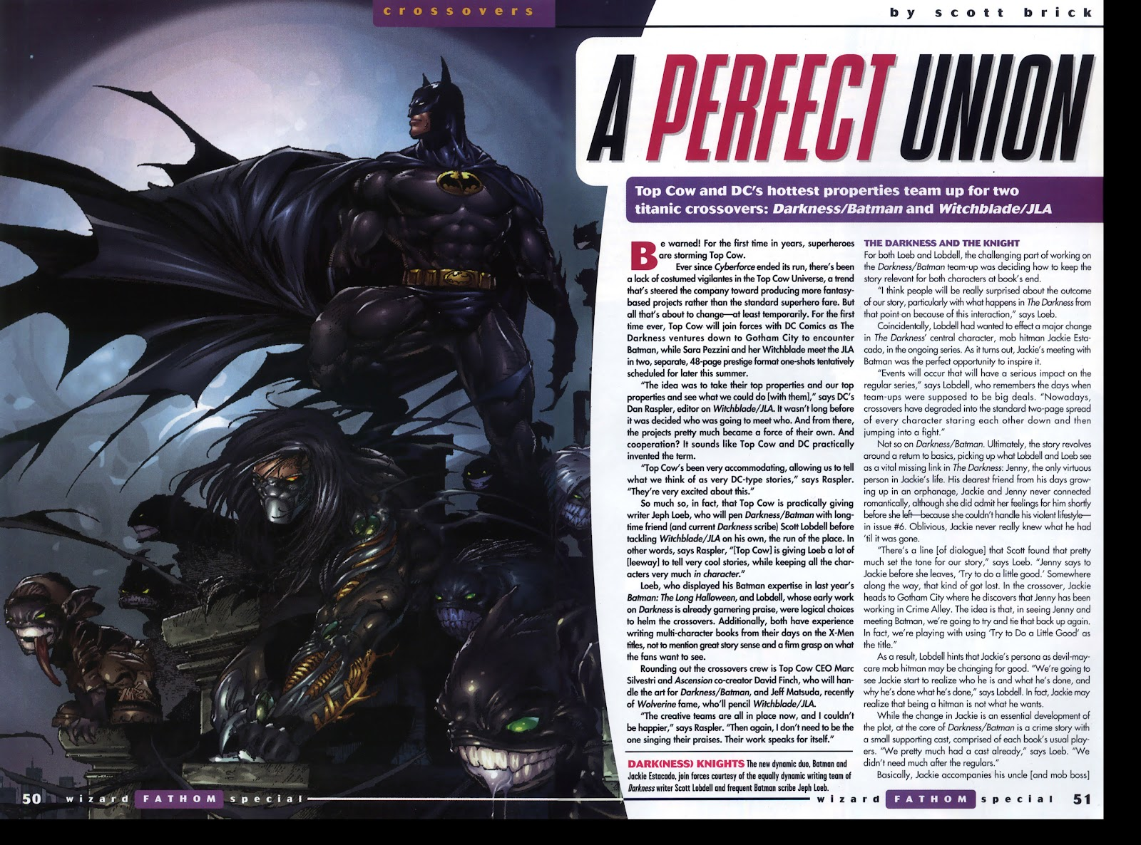 Read online Fathom Special comic -  Issue # Full - 38