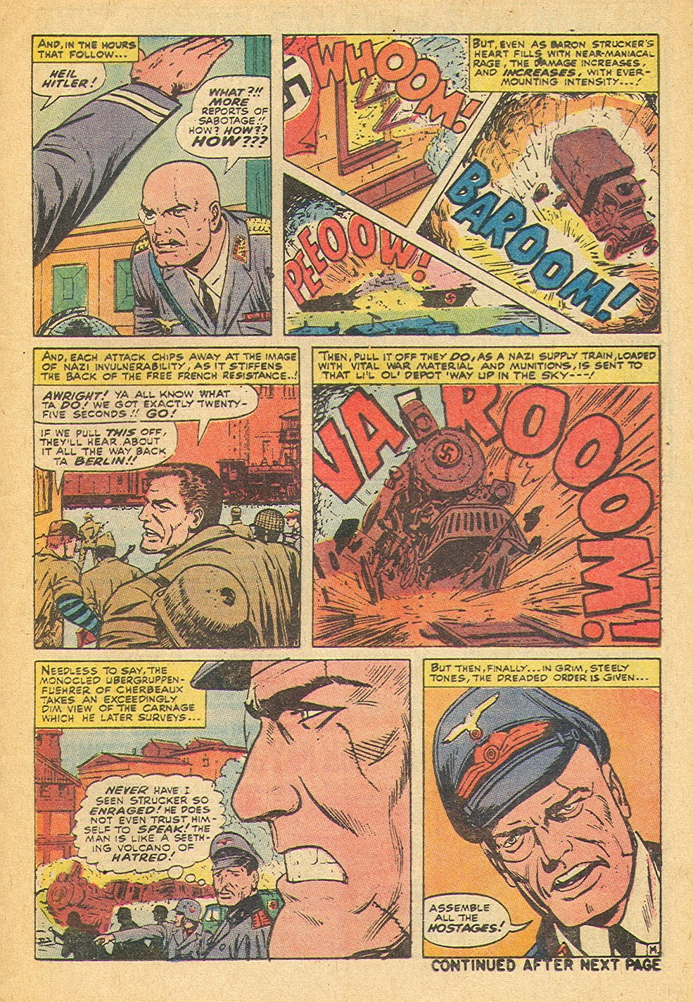 Read online Sgt. Fury comic -  Issue #91 - 21