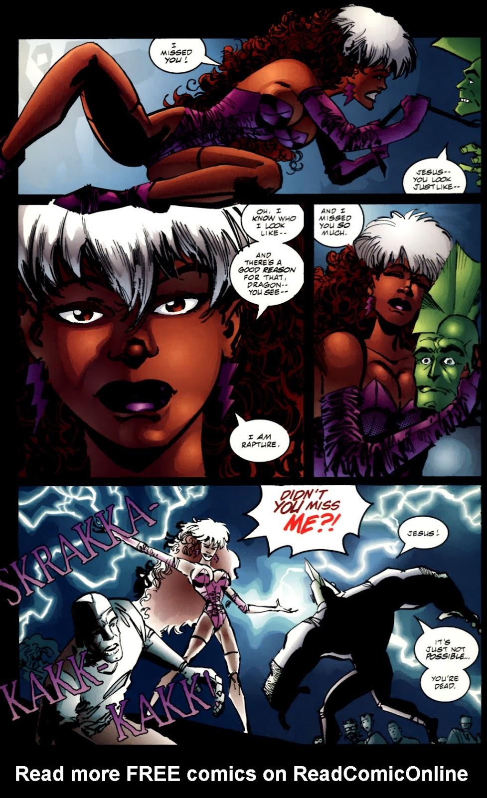 The Savage Dragon (1993) Issue #61 #64 - English 14