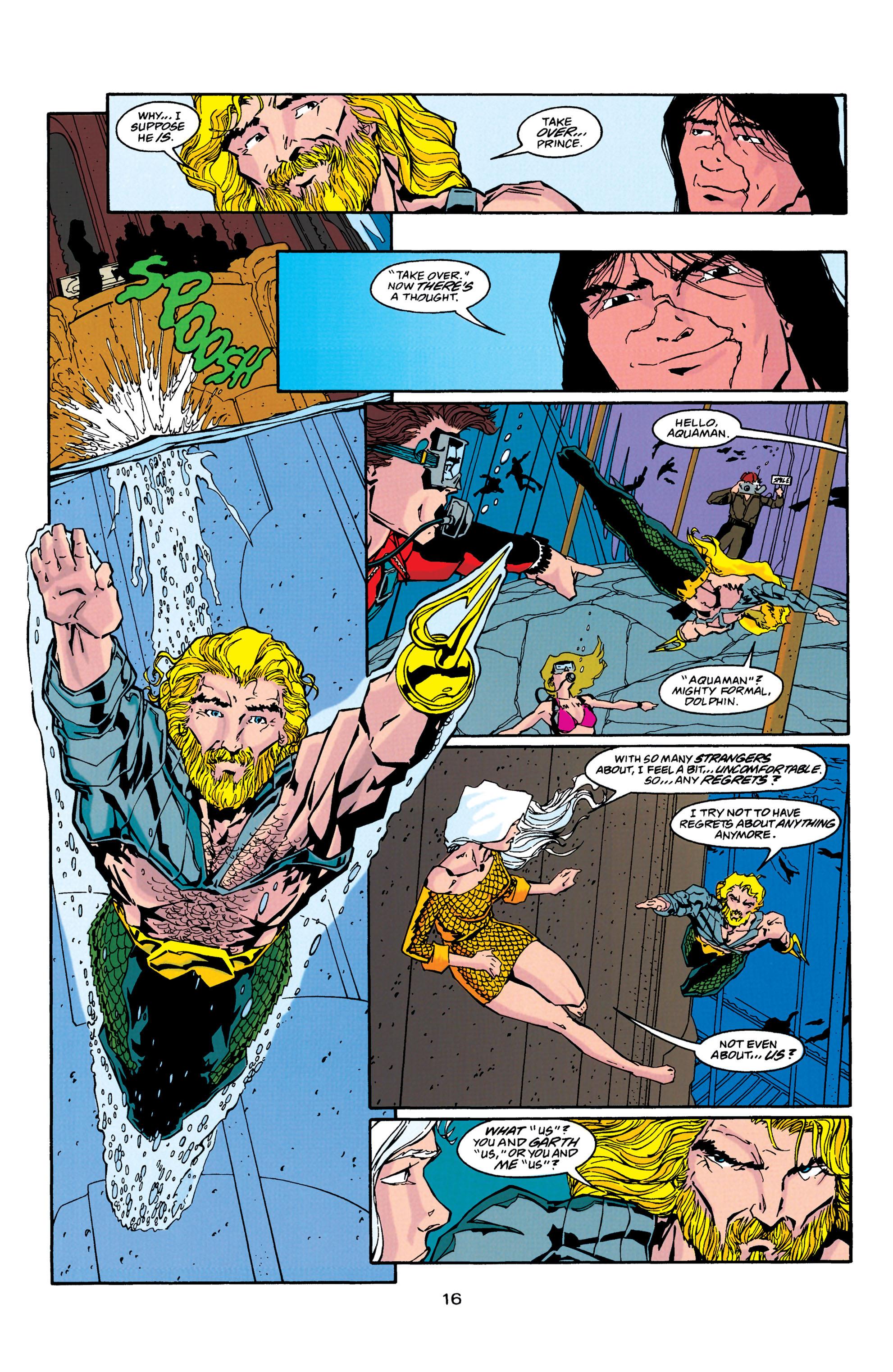 Read online Aquaman (1994) comic -  Issue #38 - 16