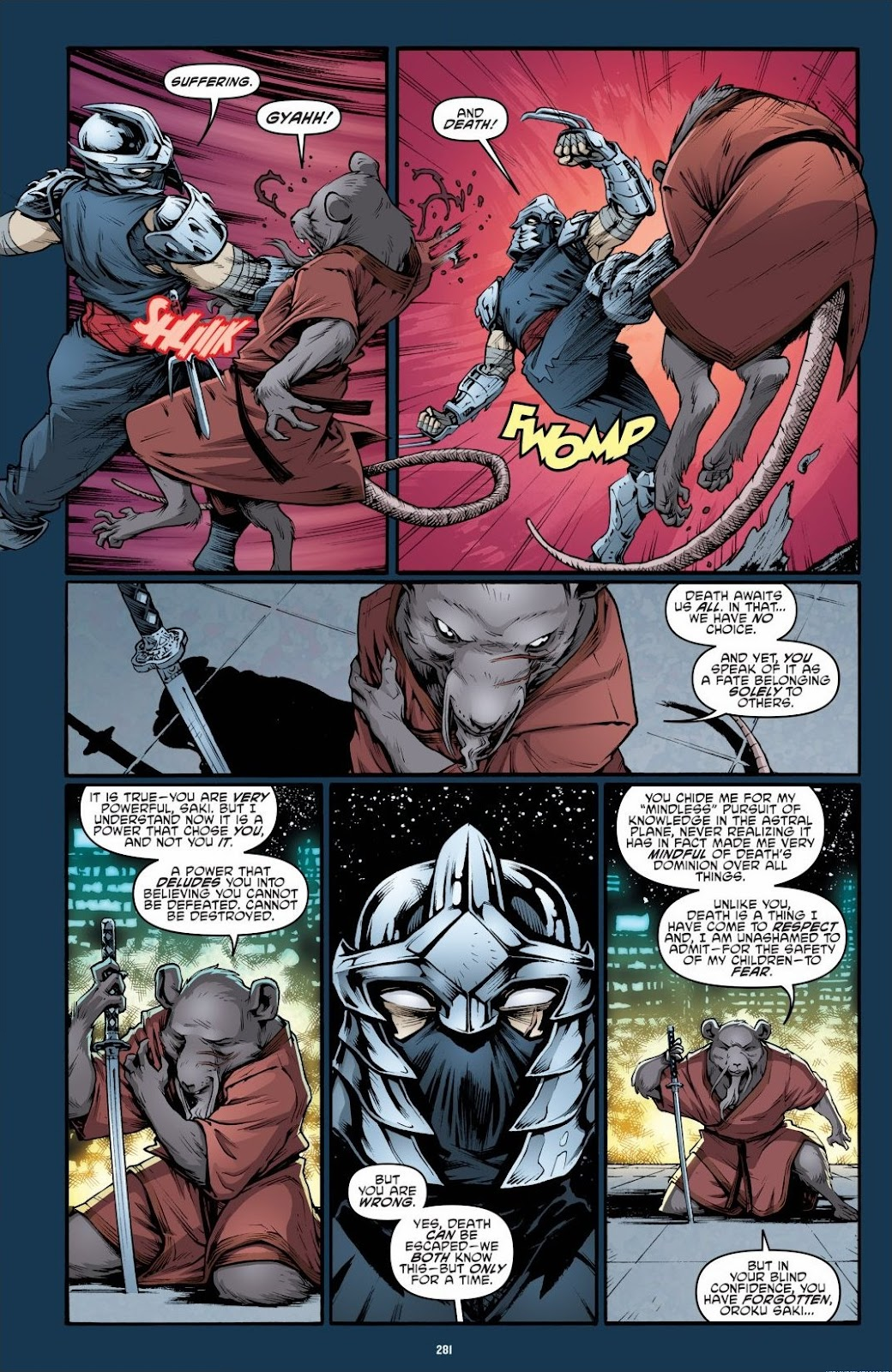 Read online Teenage Mutant Ninja Turtles: The IDW Collection comic -  Issue # TPB 6 (Part 3) - 72