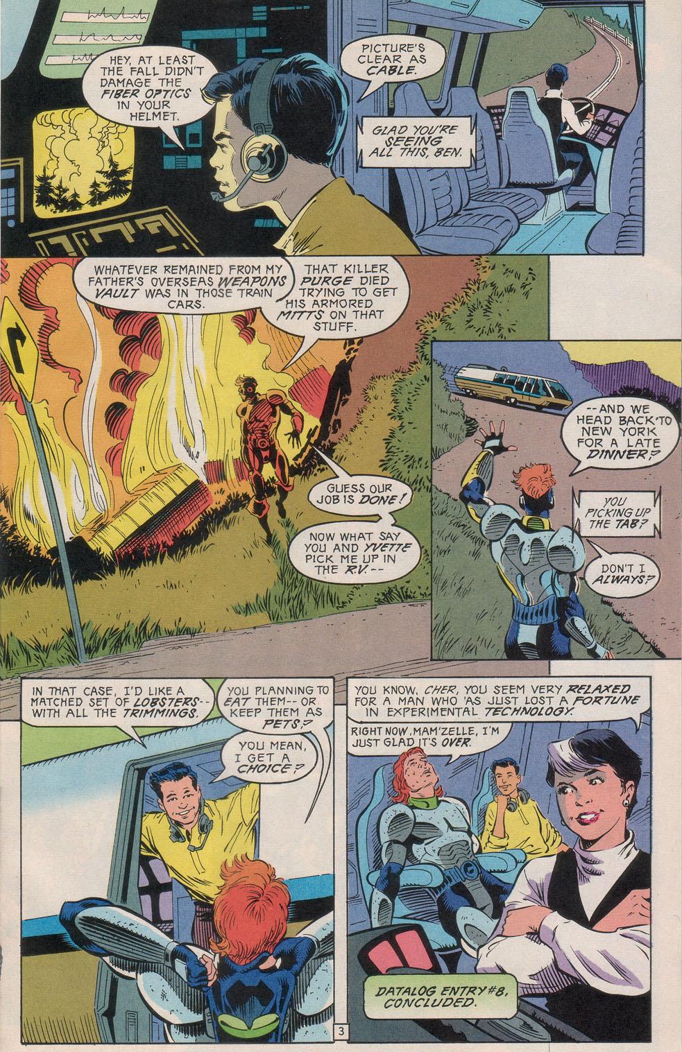 Read online Gunfire comic -  Issue #4 - 5
