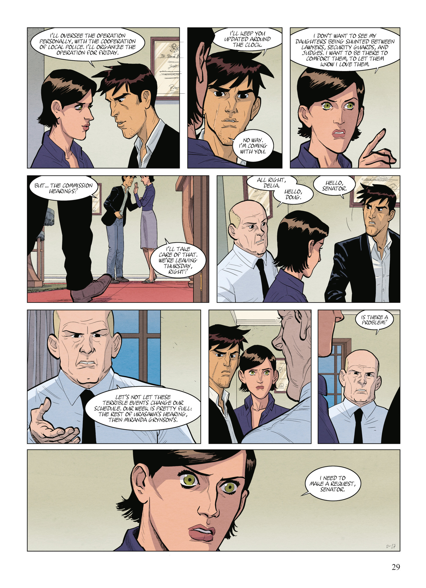 Read online Alter Ego comic -  Issue #9 - 31