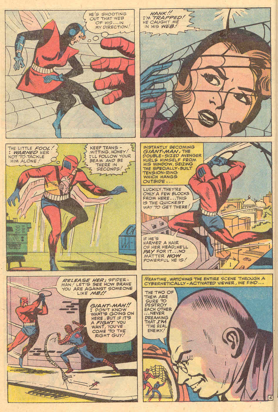 The Amazing Spider-Man (1963) _Annual_8 Page 24
