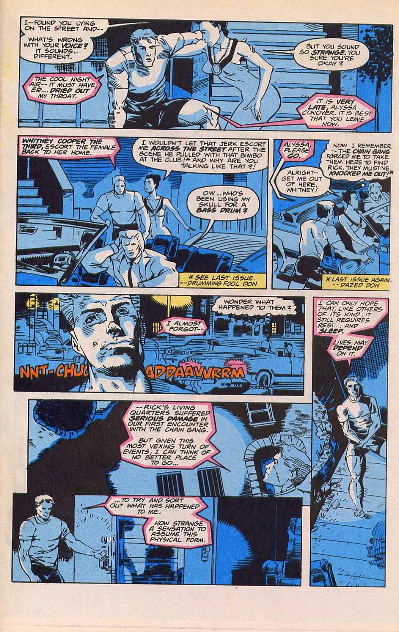 Read online Sleepwalker comic -  Issue #21 - 4