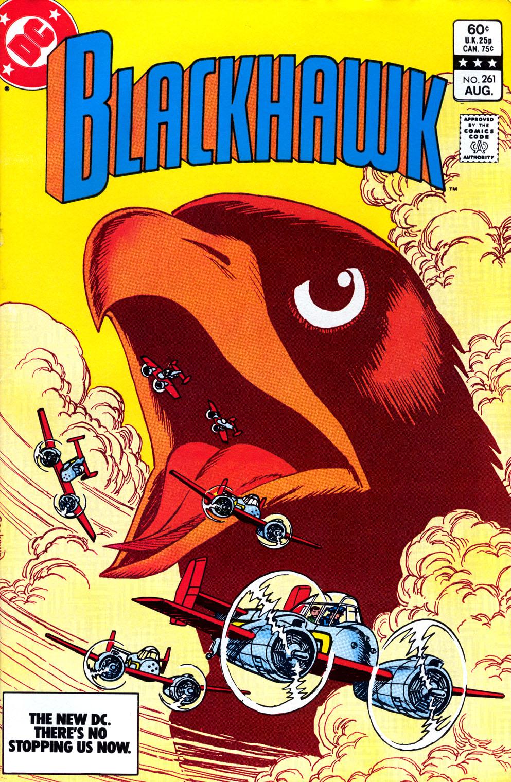 Blackhawk (1957) 261 Page 1