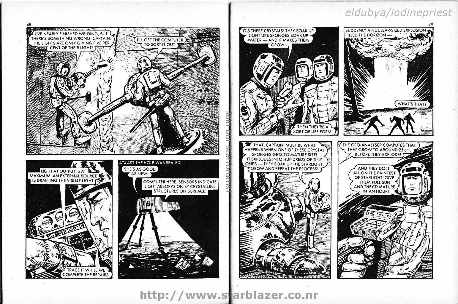 Starblazer issue 98 - Page 26