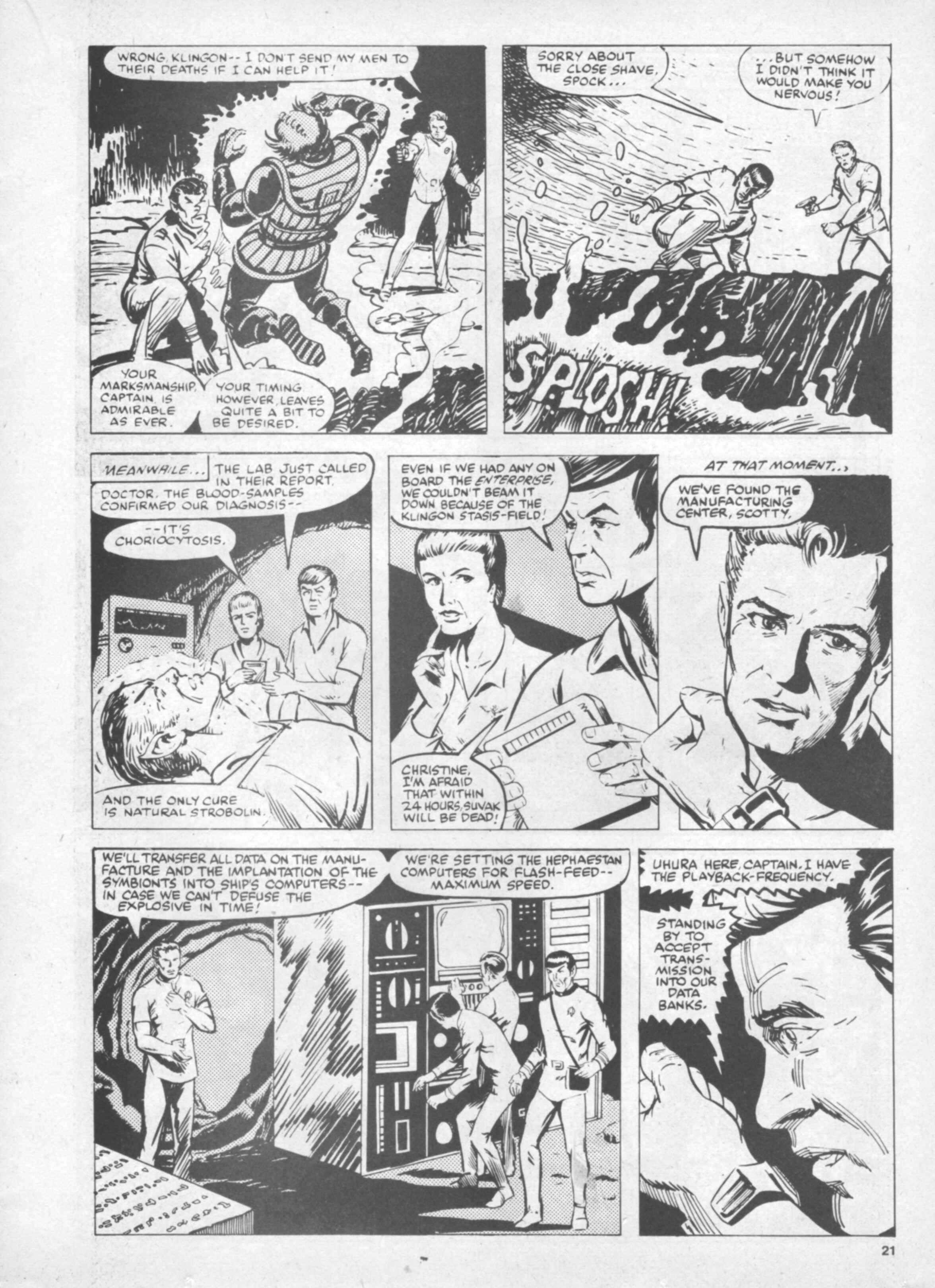 Read online Future Tense comic -  Issue #37 - 21